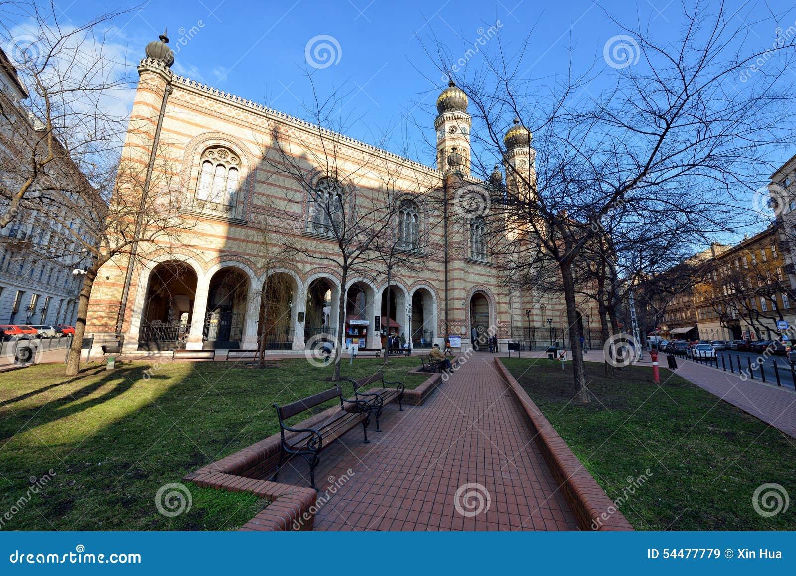 Synagogi z budapesztu