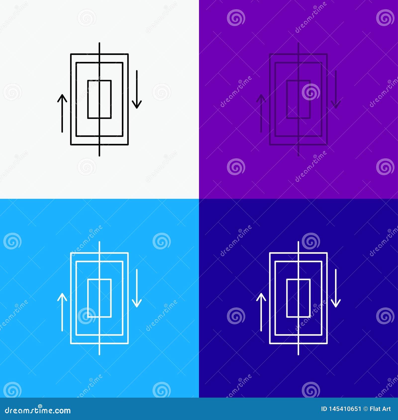 Synchronisatie, synchronisatie, gegevens, telefoon, smartphonepictogram over Diverse Achtergrond r Eps 10