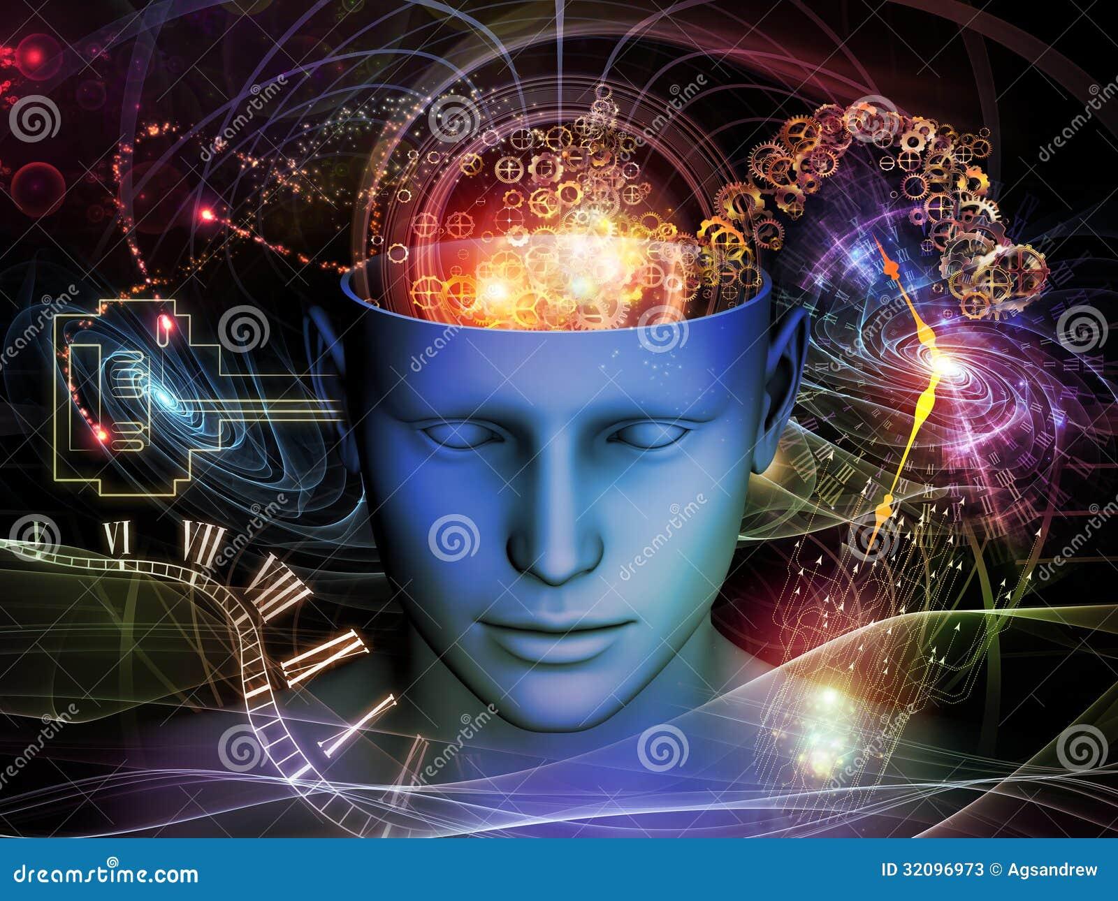 Clipart Brain Power