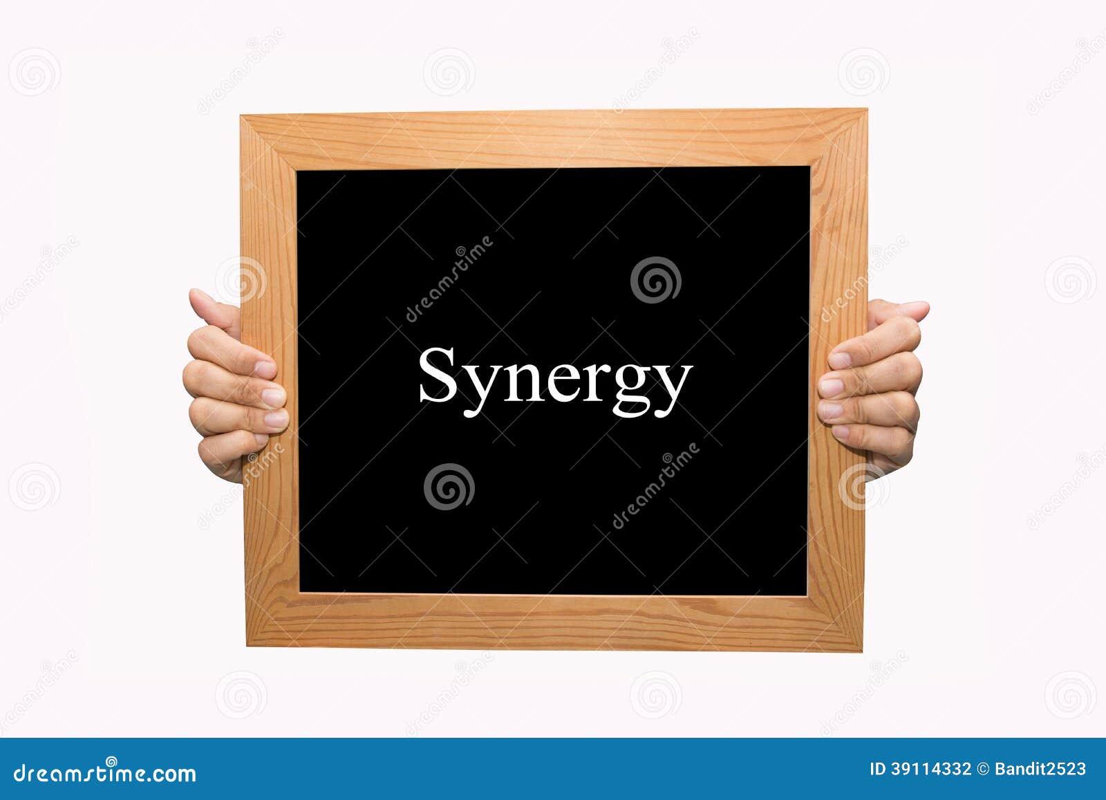 Synergisme