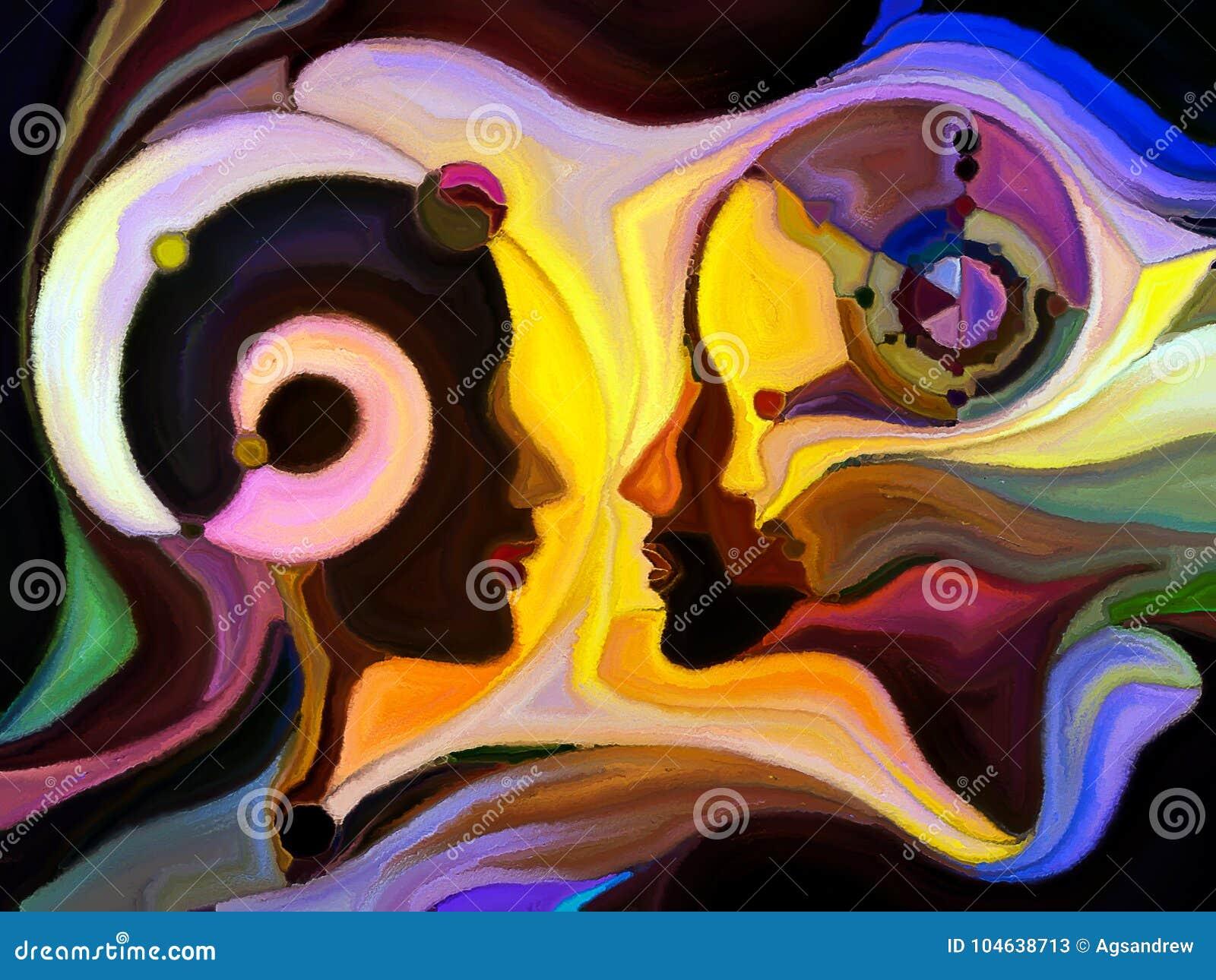 Synergismen van Kleurenafdeling