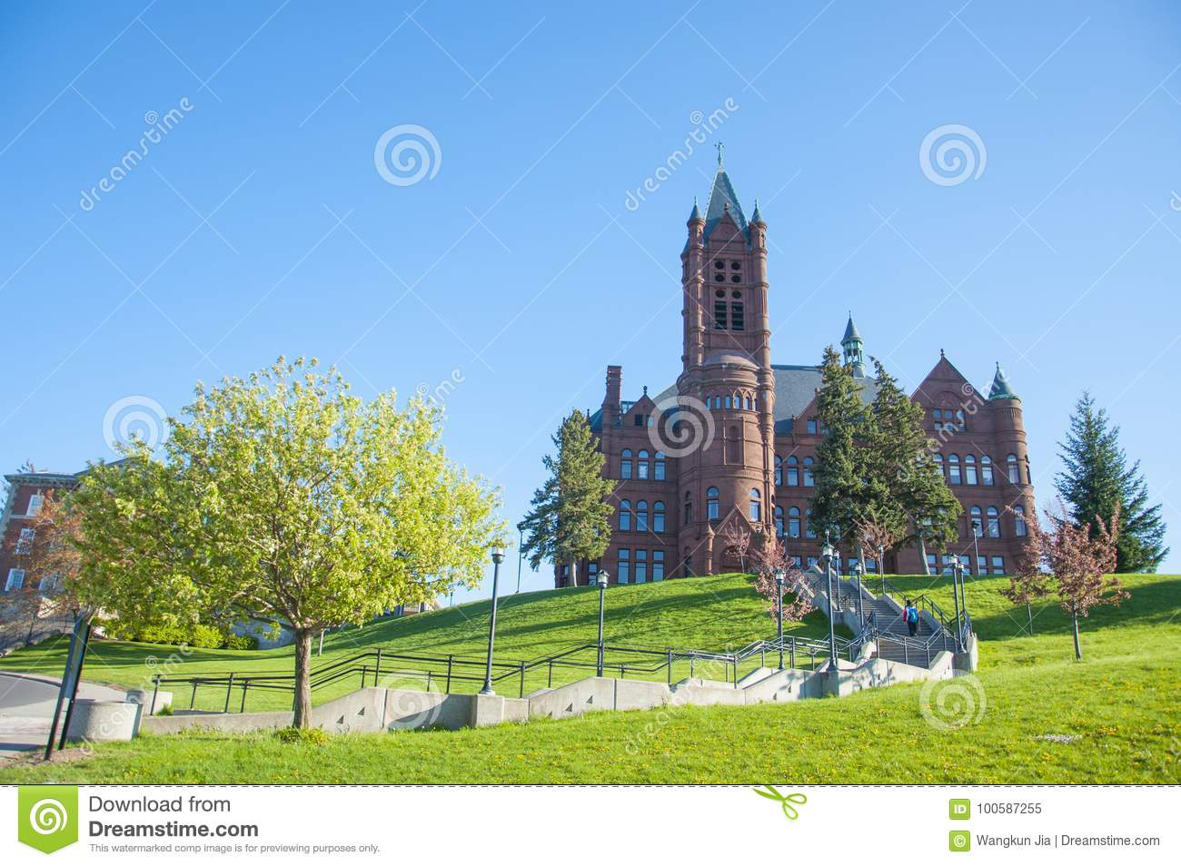 Syracuse universitet, Syracuse, New York, USA