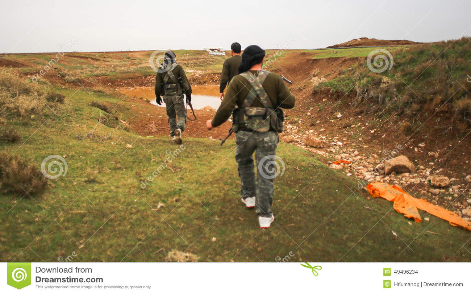 SYRIA-ISIS-WAR