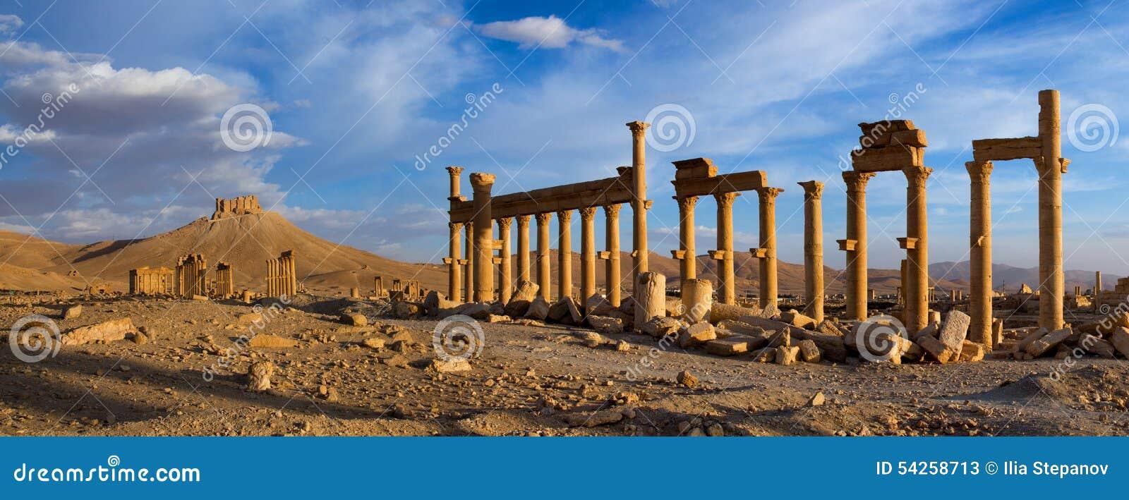 Syria Palmyra