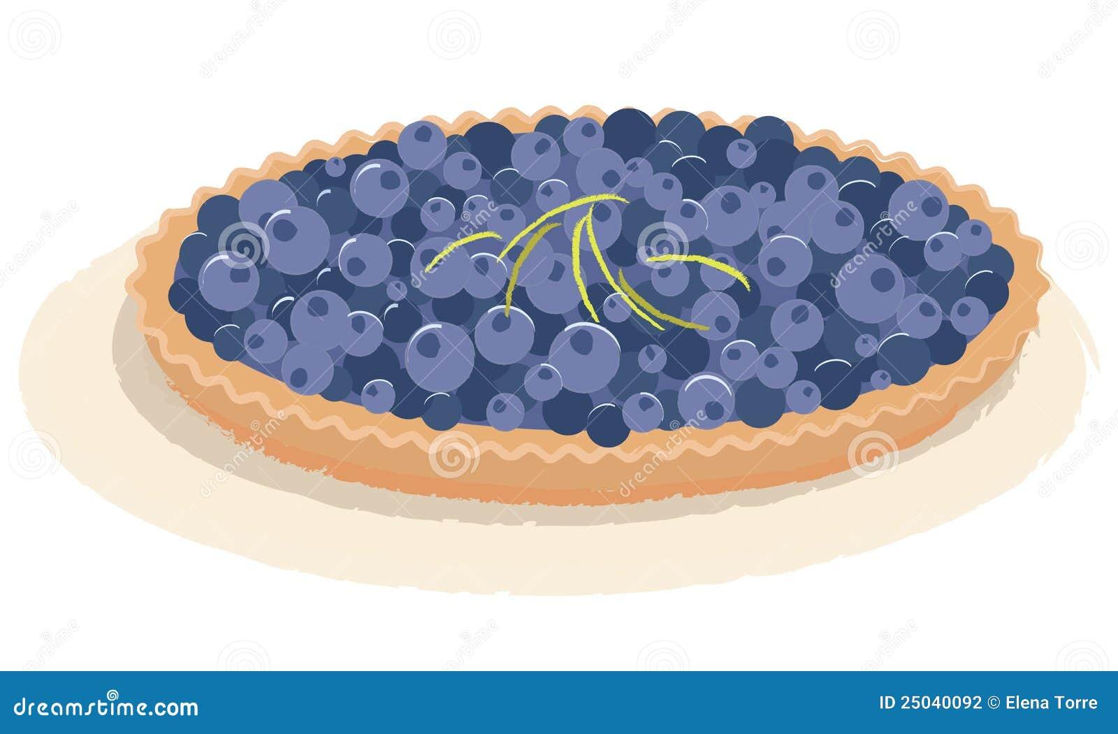 Syrligt blåbär