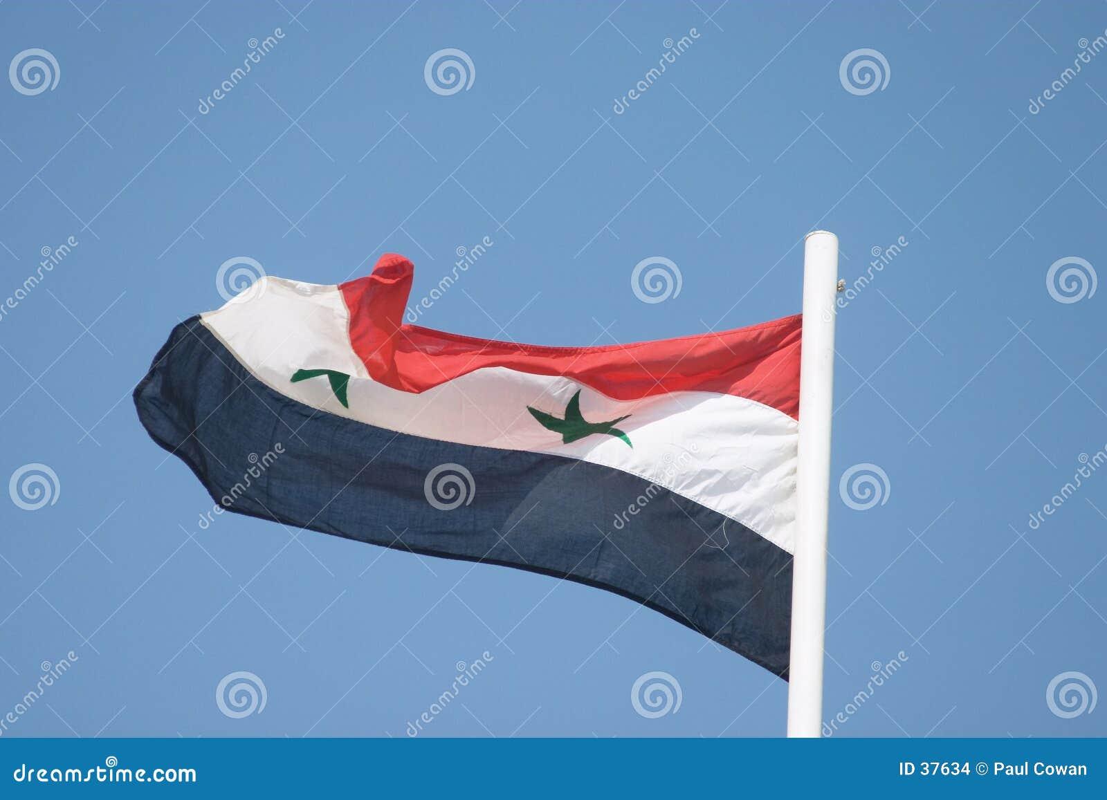 Syryjczyk bandery
