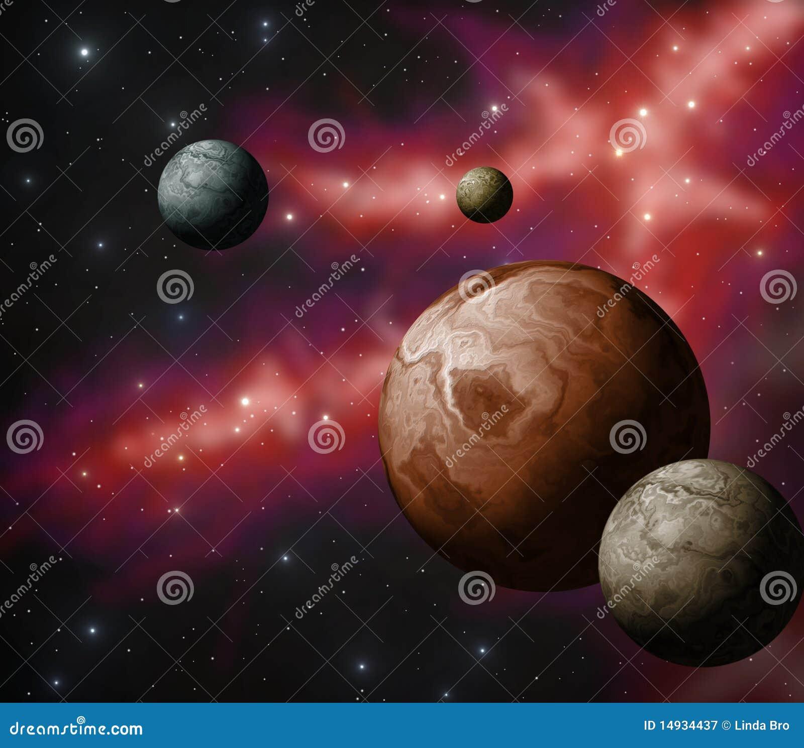 Système de planète d Extrasolar