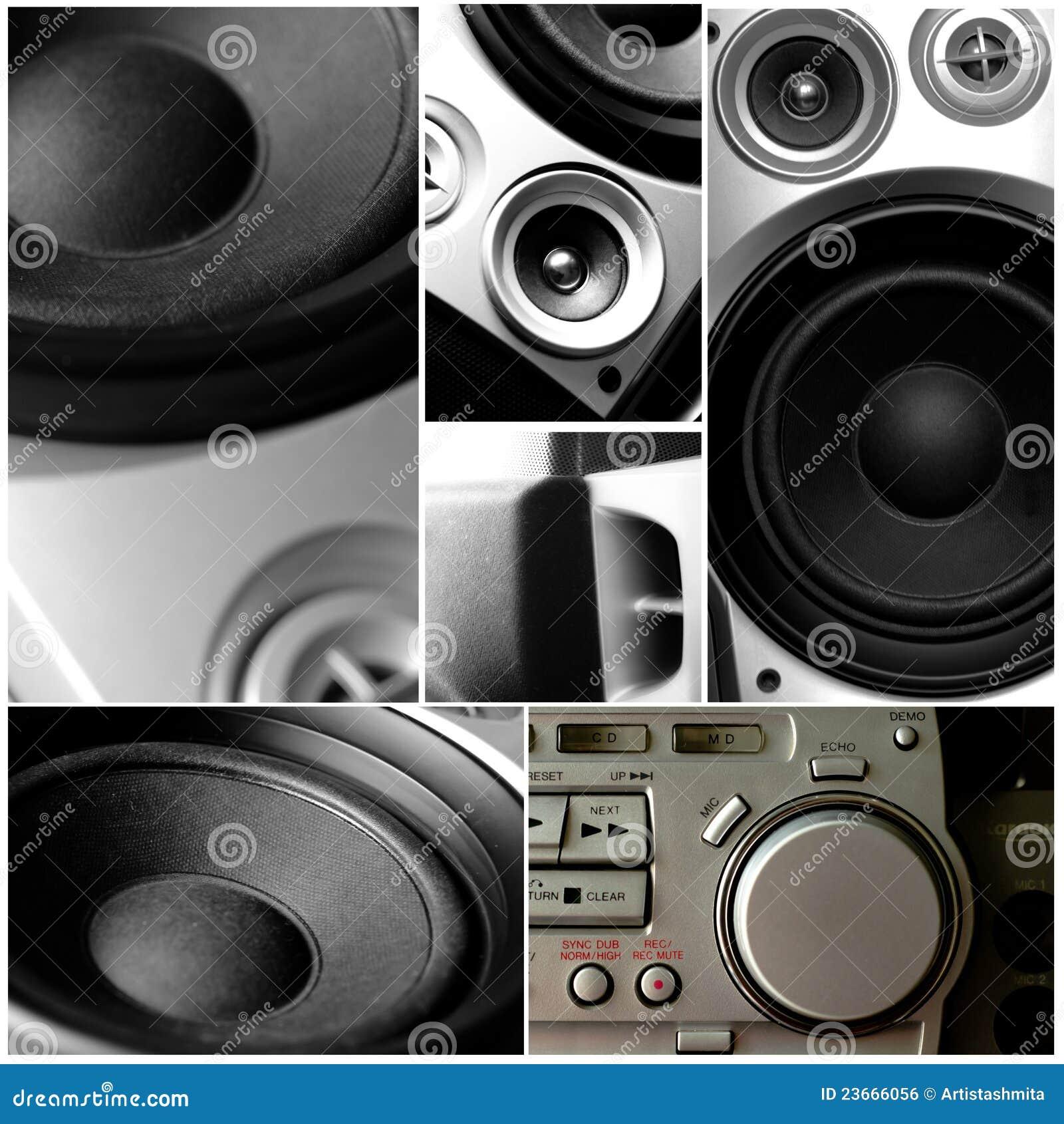 Système sonore de musique