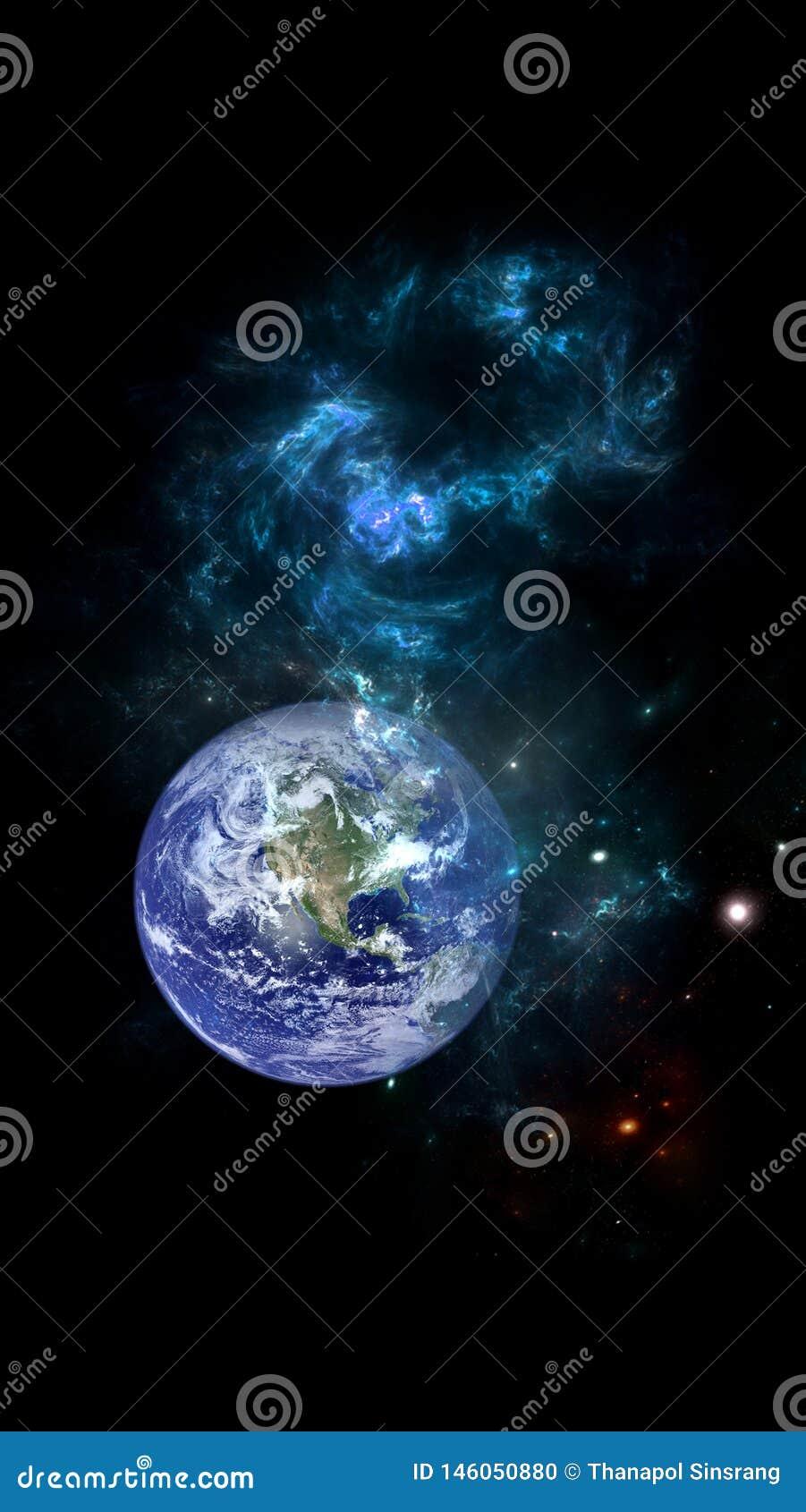 System f?r galax A av miljoner eller miljarder av stj?rnor, samman med gas och damm som tillsammans rymms av den gravitations- dr
