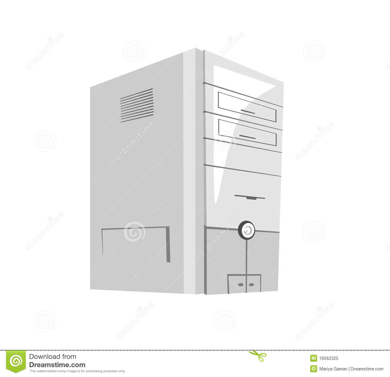 the component of system unit Describe the six basic types of system unit • desktop system units contain the  system's electronic components and selected secondary storage devices.