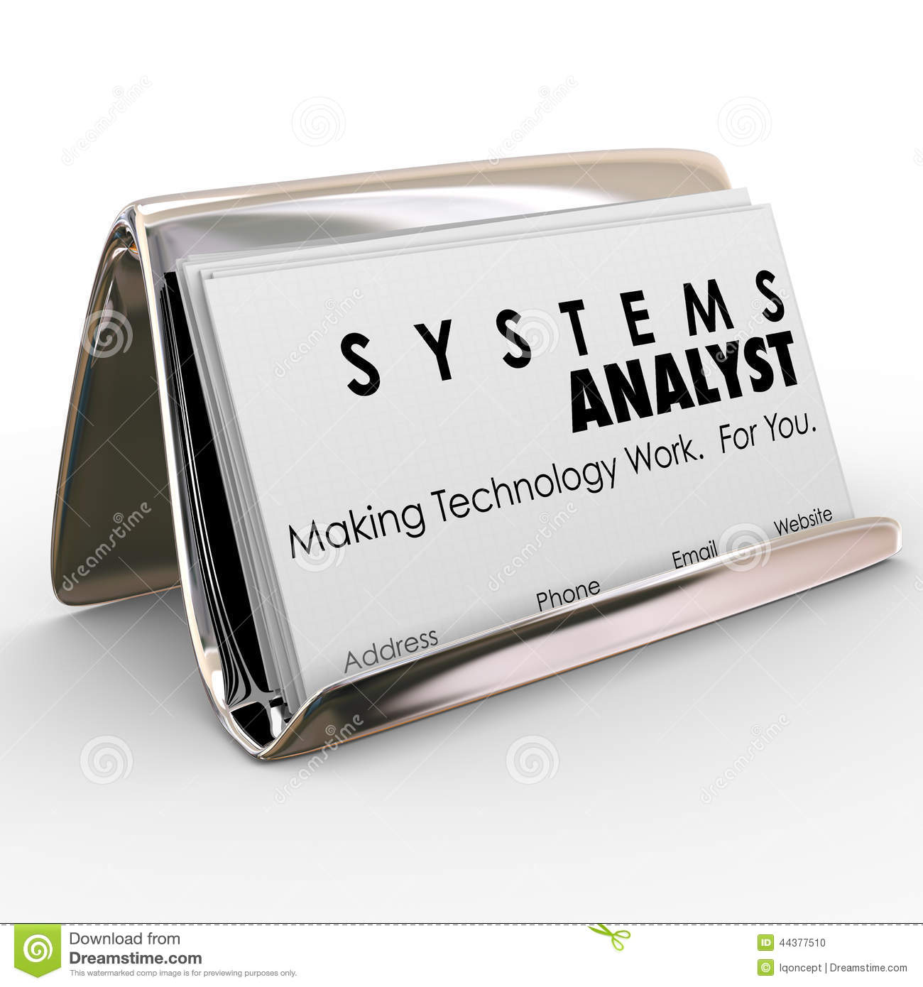 system analyst Computer systems analysts, sometimes called systems architects, study an  organization's current computer systems and procedures, and design solutions to .