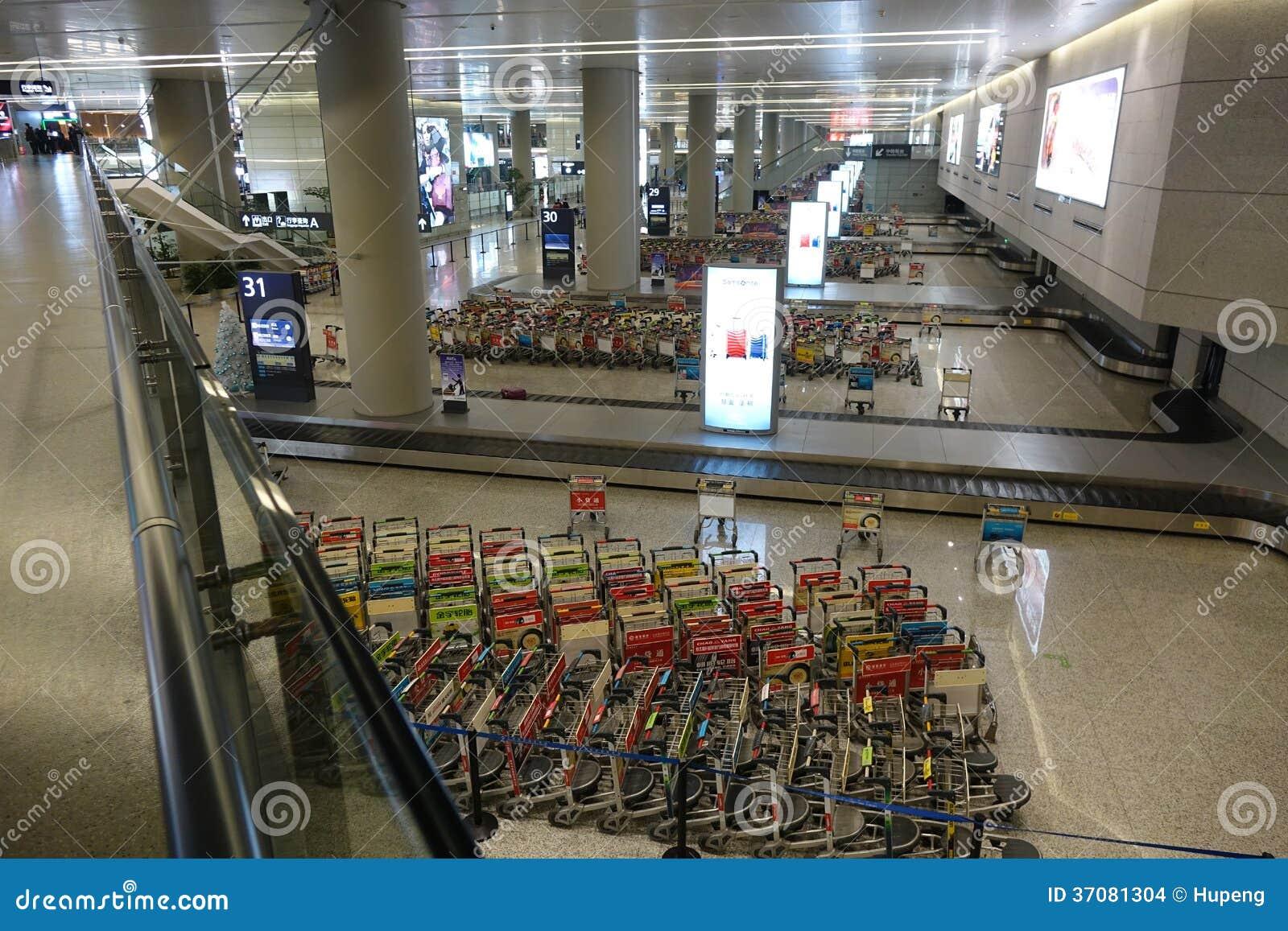 Download Szanghaj hongqiao lotnisko obraz stock editorial. Obraz złożonej z fury - 37081304