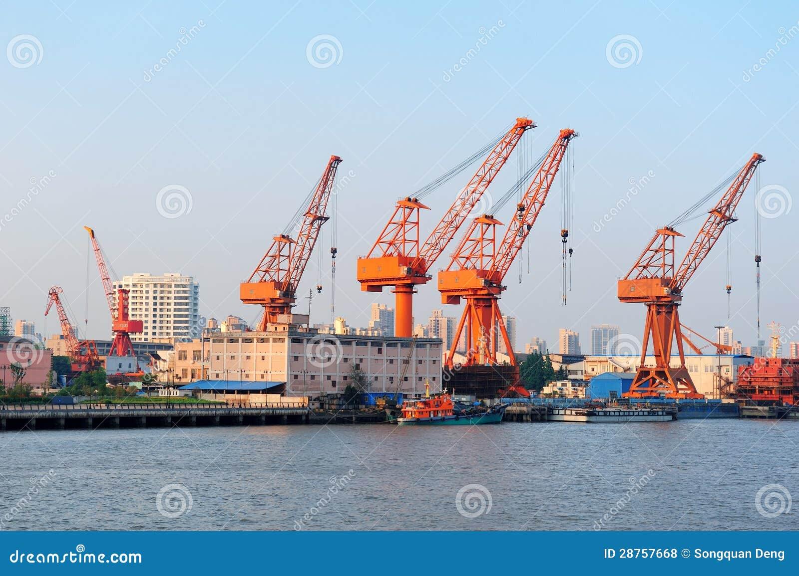 Szanghaj port