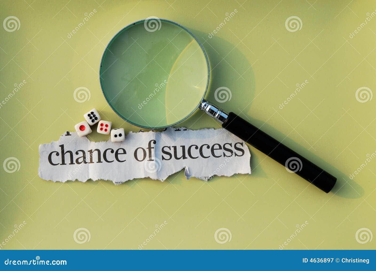 Szansa sukcesu