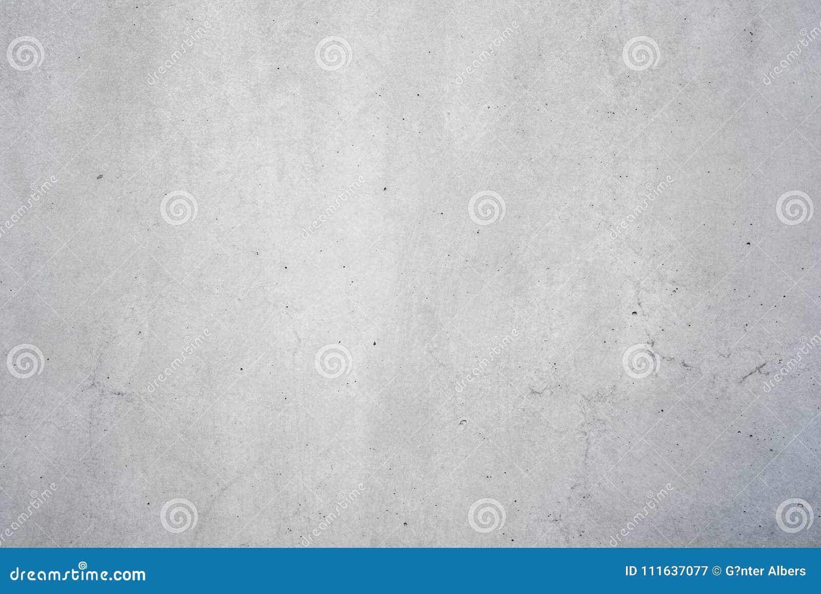 Szarości betonowa ściana