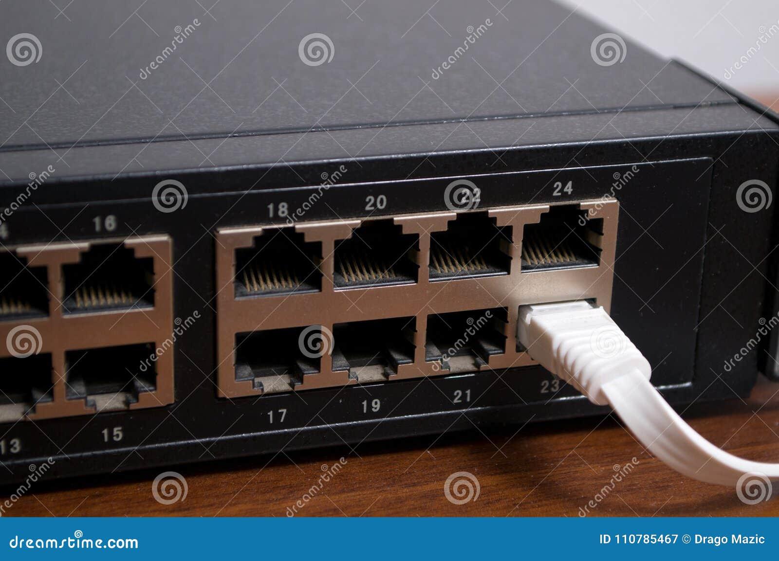 Szary modem