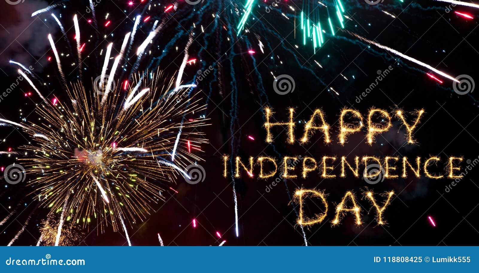 Szczęśliwa dzień niezależność