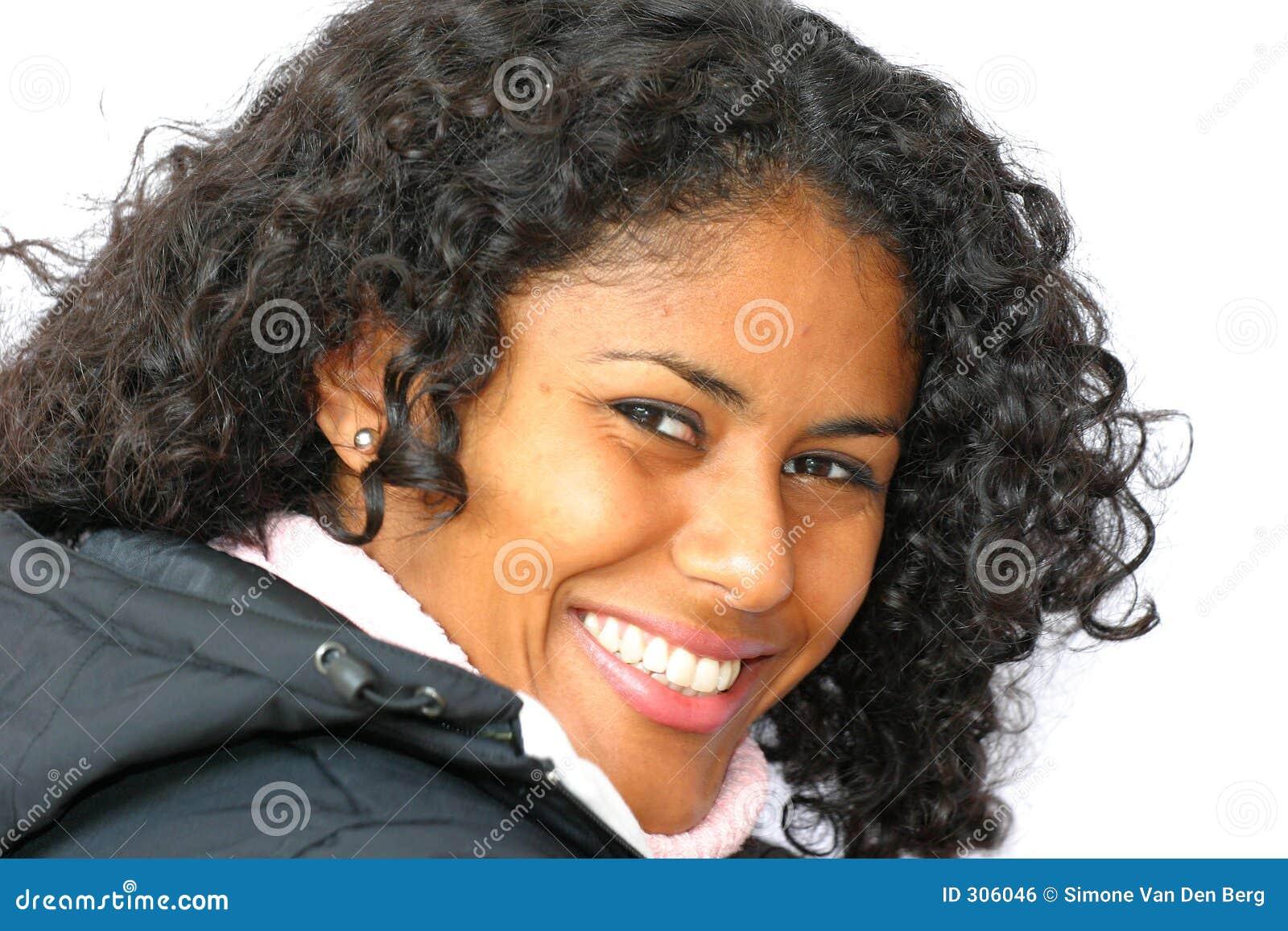 Szczęśliwa dziewczyna