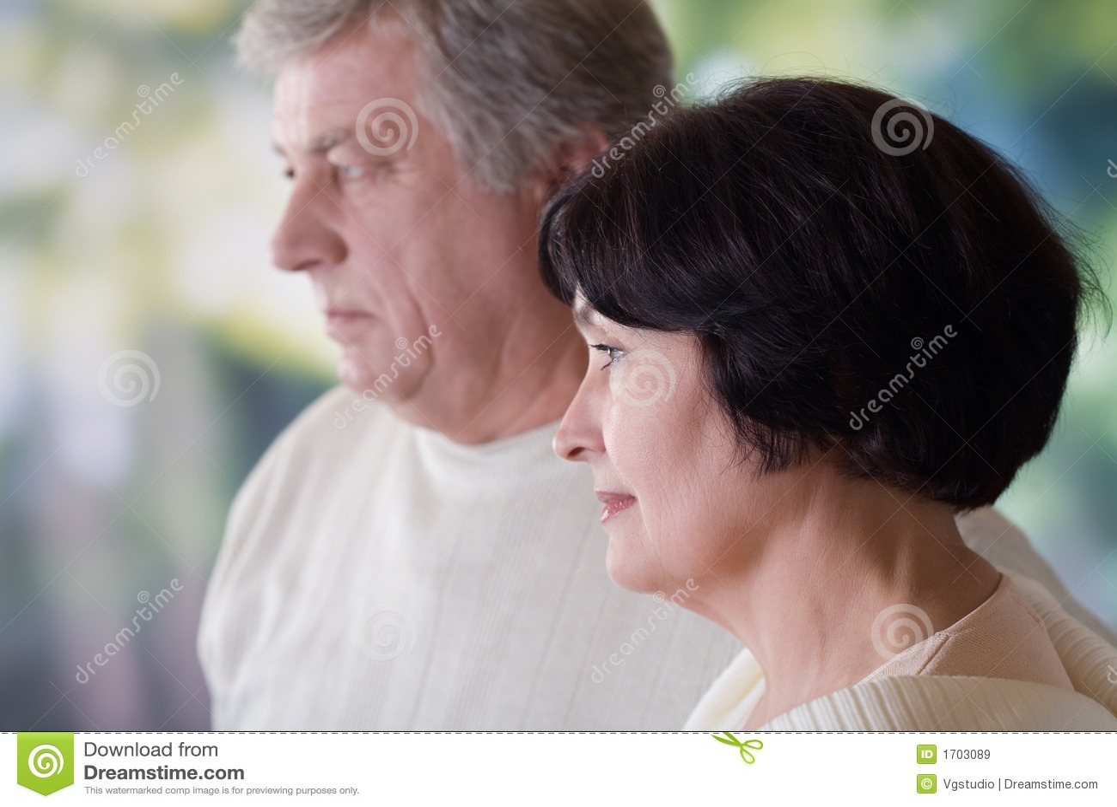 Szczęśliwa para dojrzewania