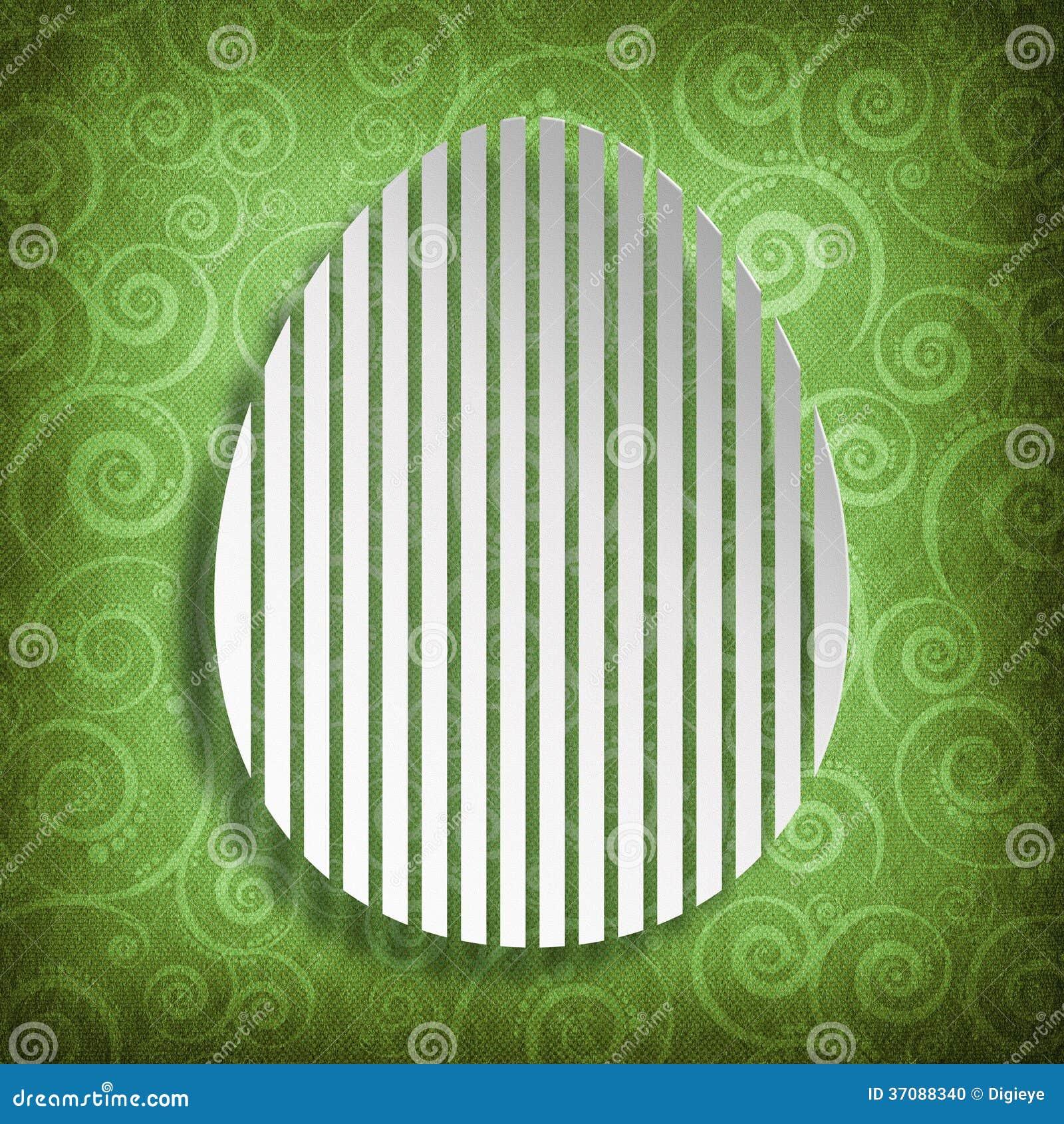 Download Szczęśliwa Wielkanoc - Kształt Jajko Na Wzorzystym Tle Ilustracji - Ilustracja złożonej z tradycyjny, ilustracje: 37088340