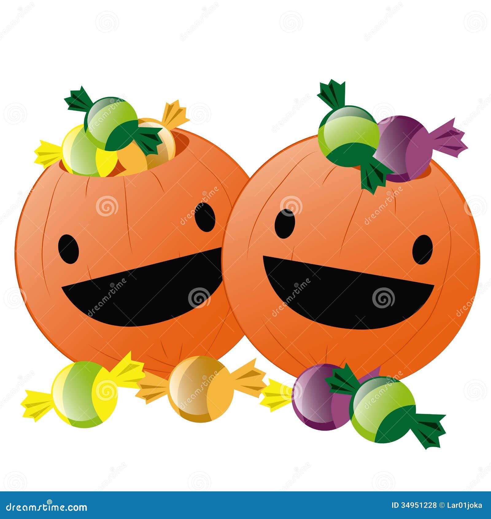 Szczęśliwe banie dla Halloween