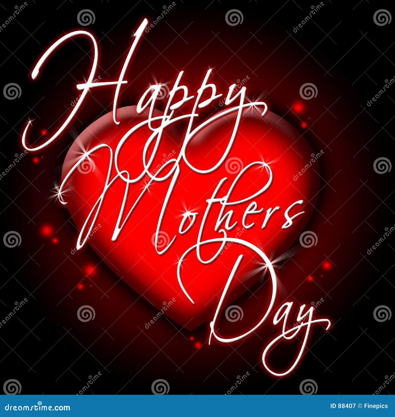 Szczęśliwe dzień matki