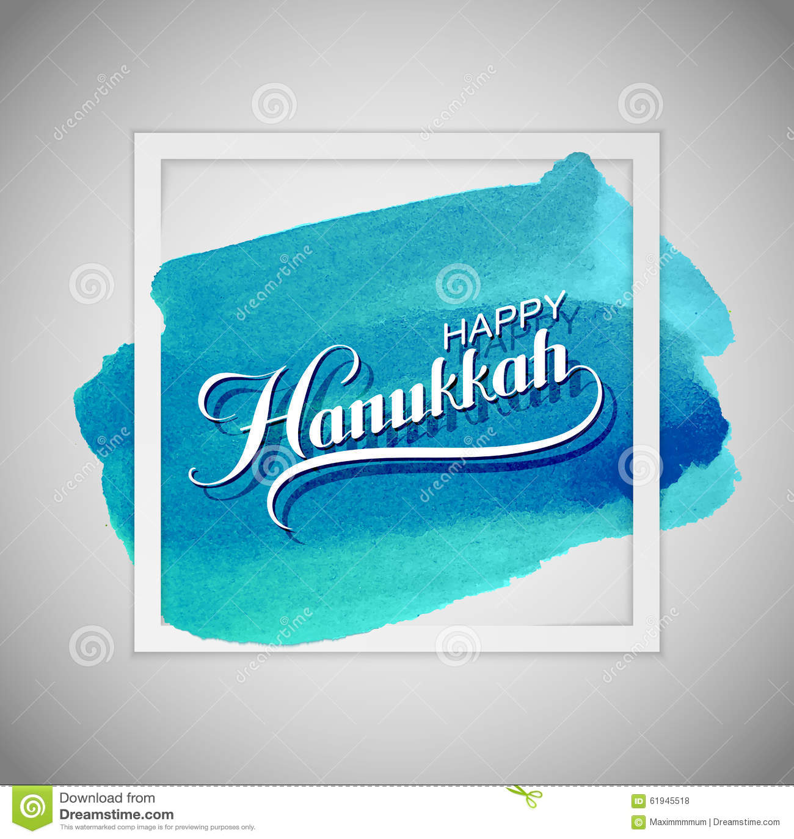 Szczęśliwego hanukkah