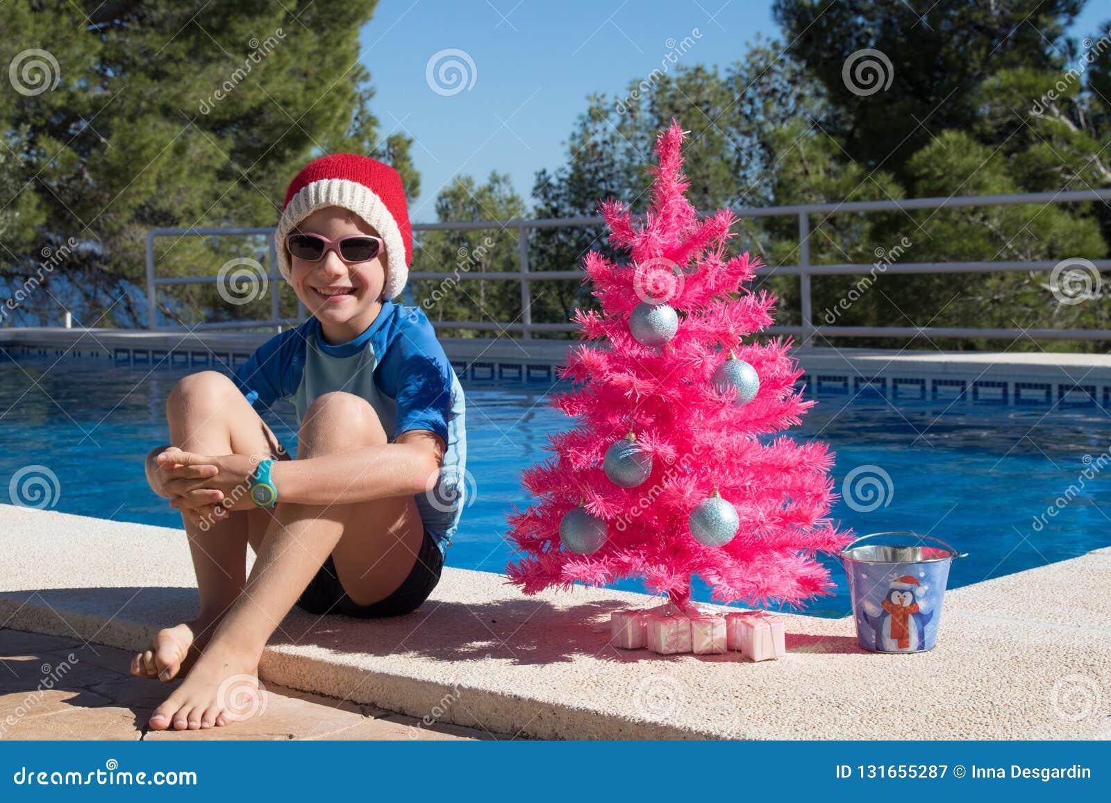 Szczęśliwi Boże Narodzenie wakacje  wesołych świąteczną kartkę