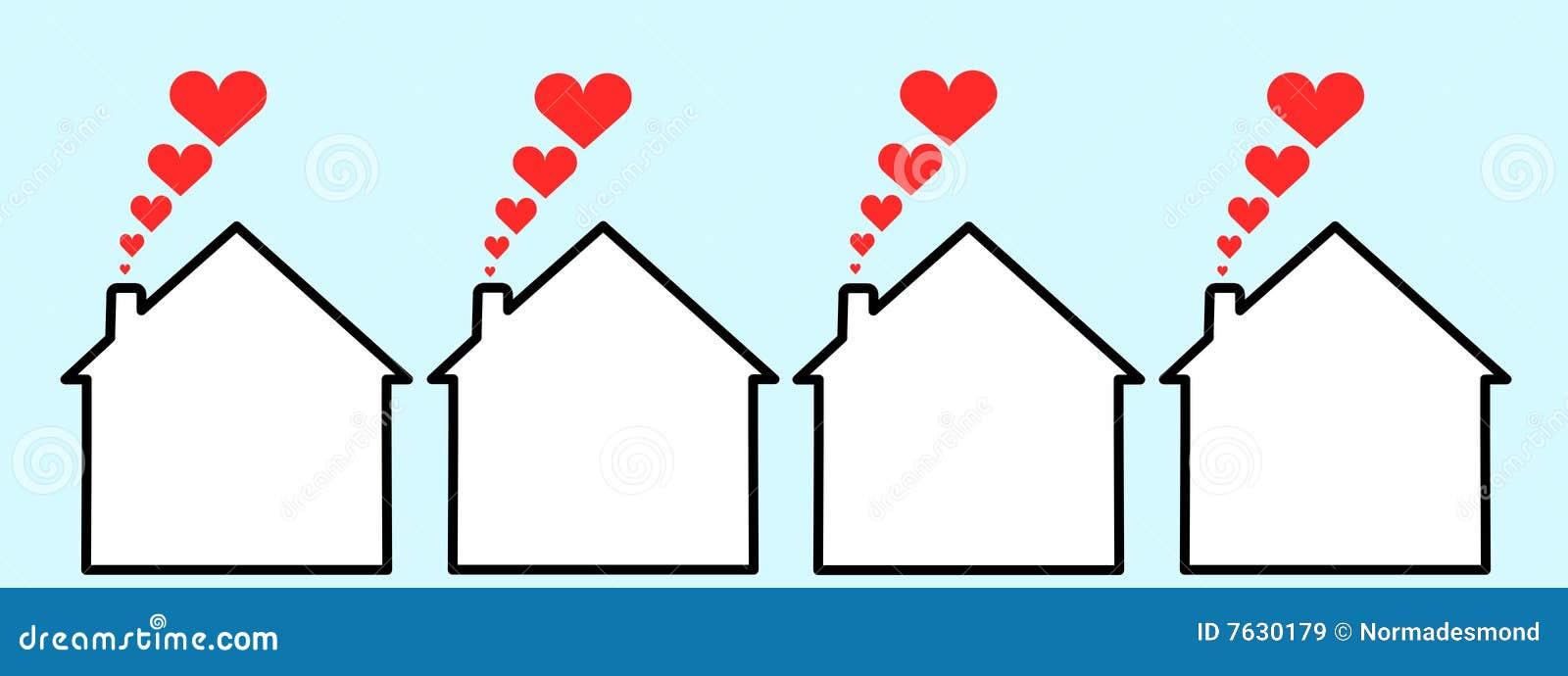 Szczęśliwi domy