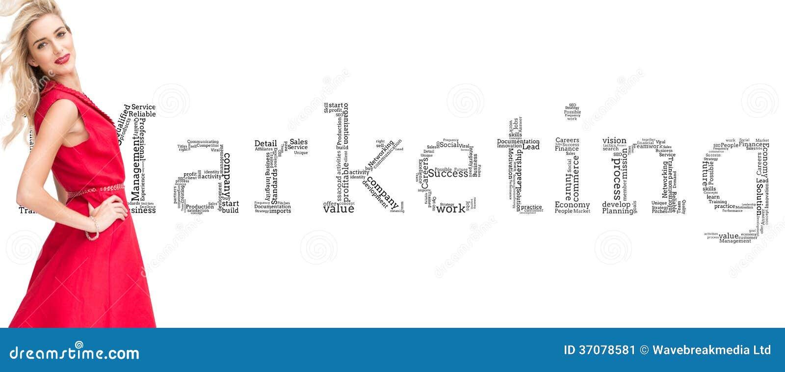 Download Szczęśliwy Blondynki Pozować Obraz Stock - Obraz złożonej z przeliterowany, jeden: 37078581