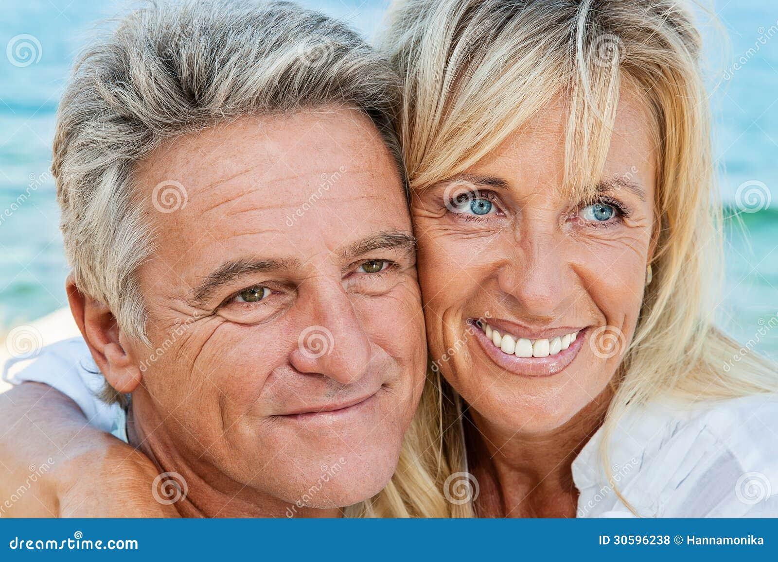 Szczęśliwy dorośleć pary