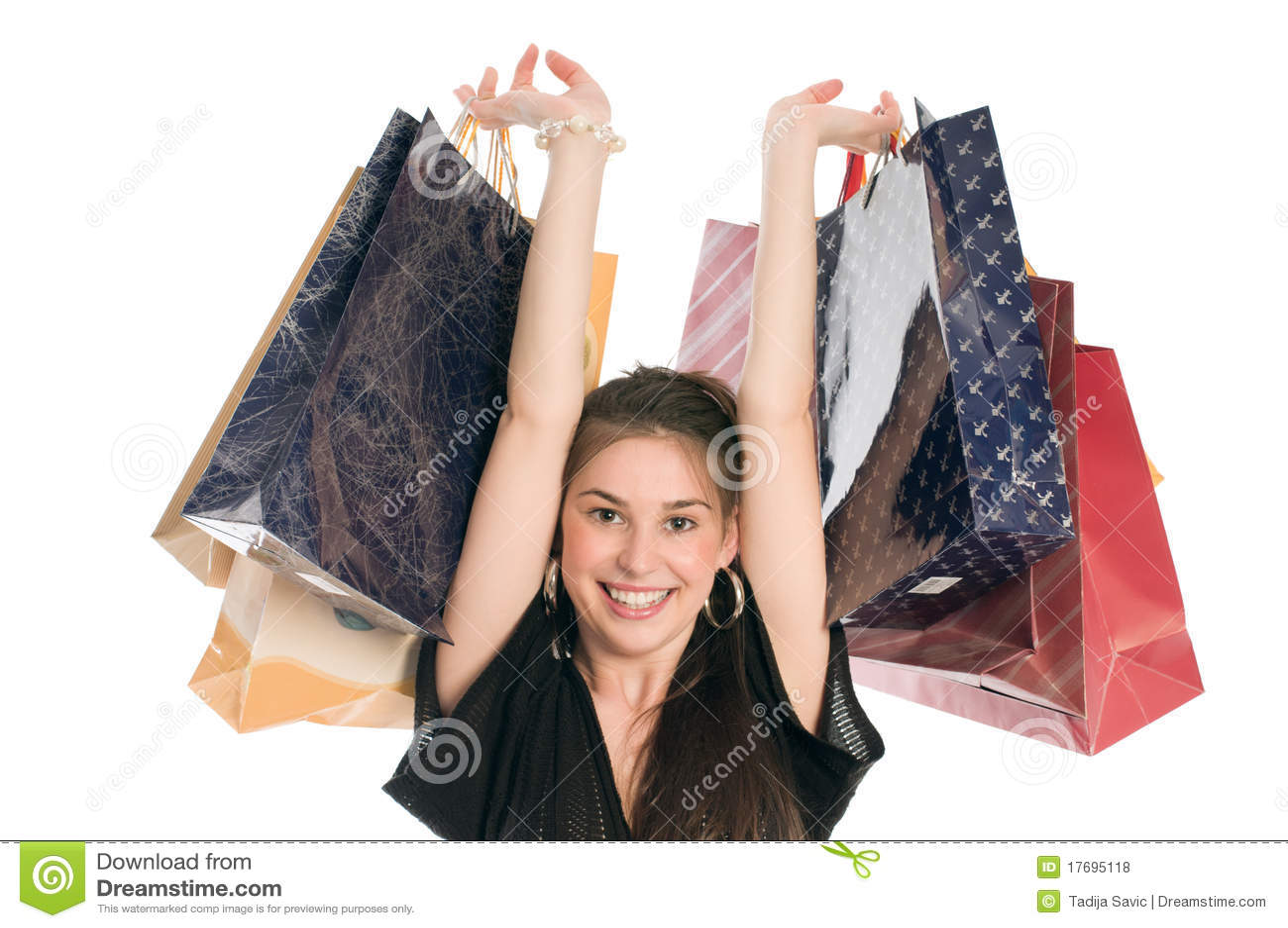 Szczęśliwy kupujący