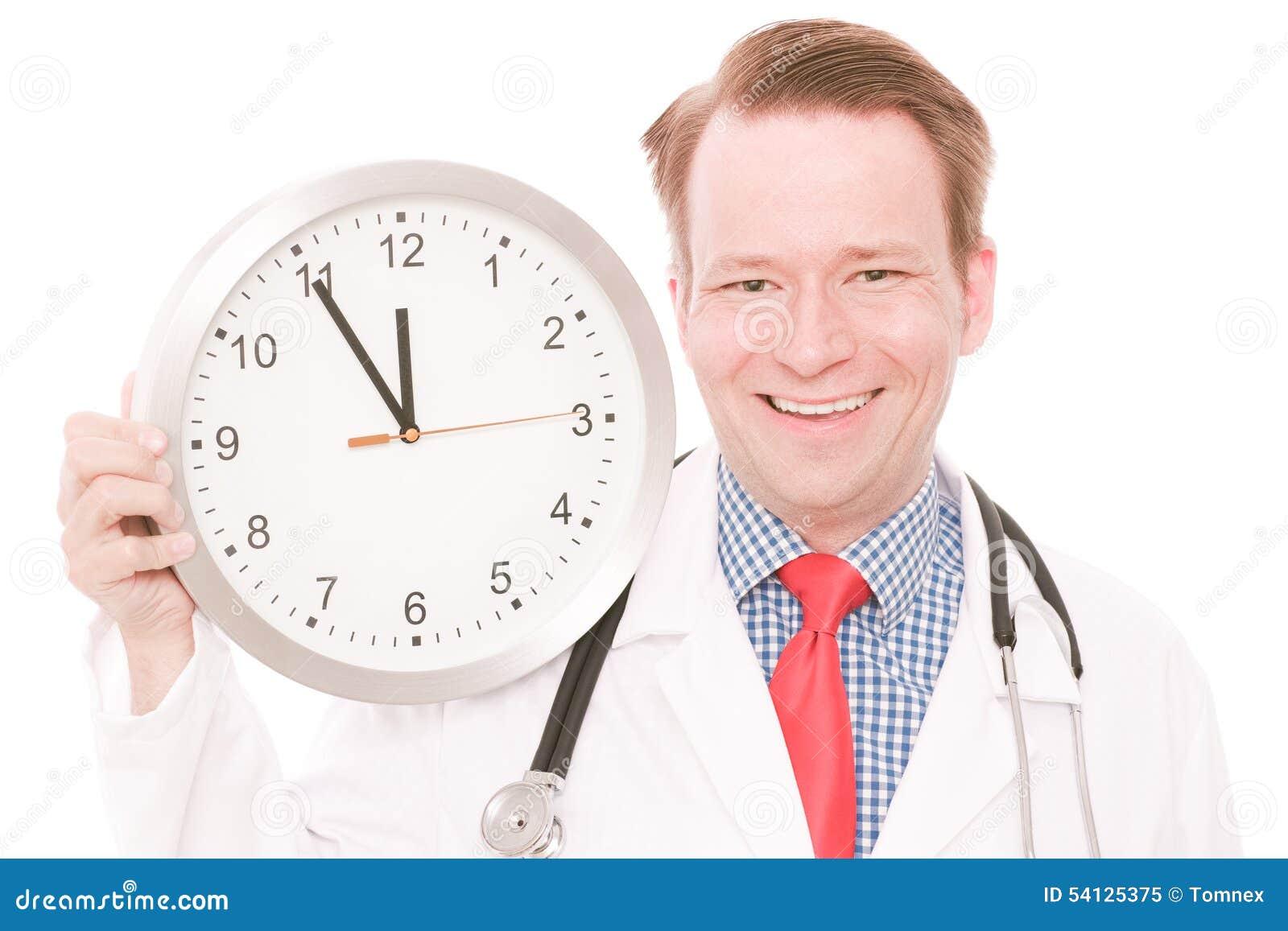 Szczęśliwy medyczny czas