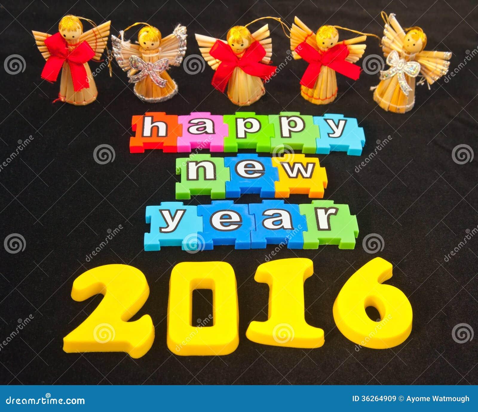 New year 2016 stock photo image 58693644 - Inne Zdj Cia Stock Na Temat Nowy Rok 2016