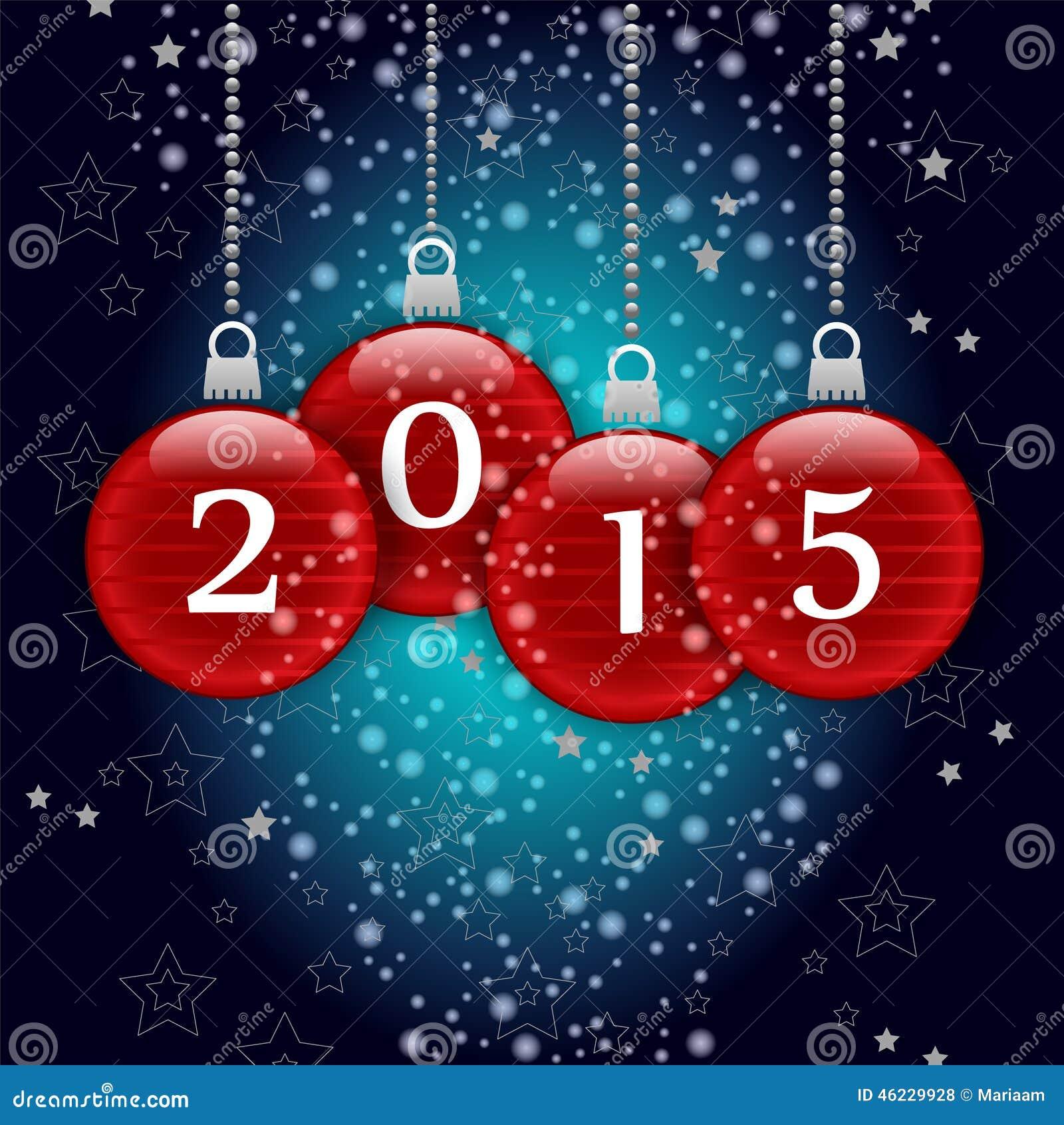 Szczęśliwy nowy rok 2015