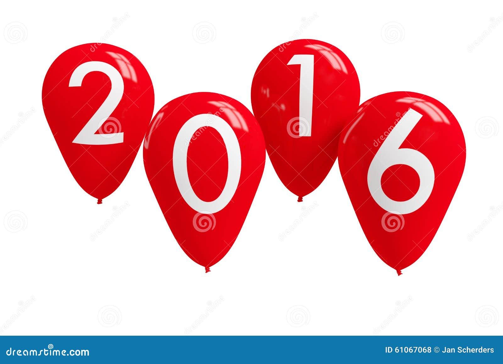 Szczęśliwy nowy rok 2016