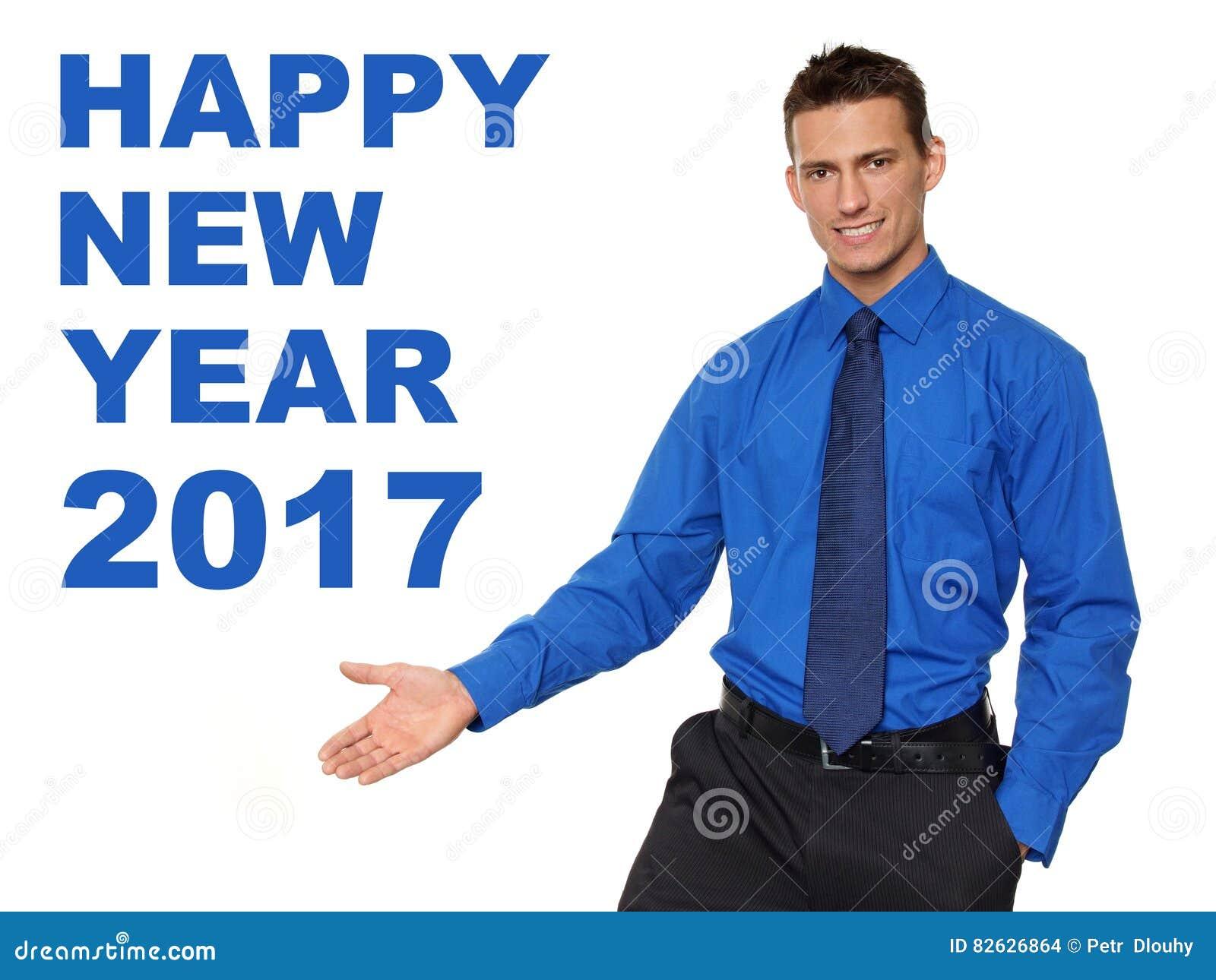 Szczęśliwy nowy rok 2017