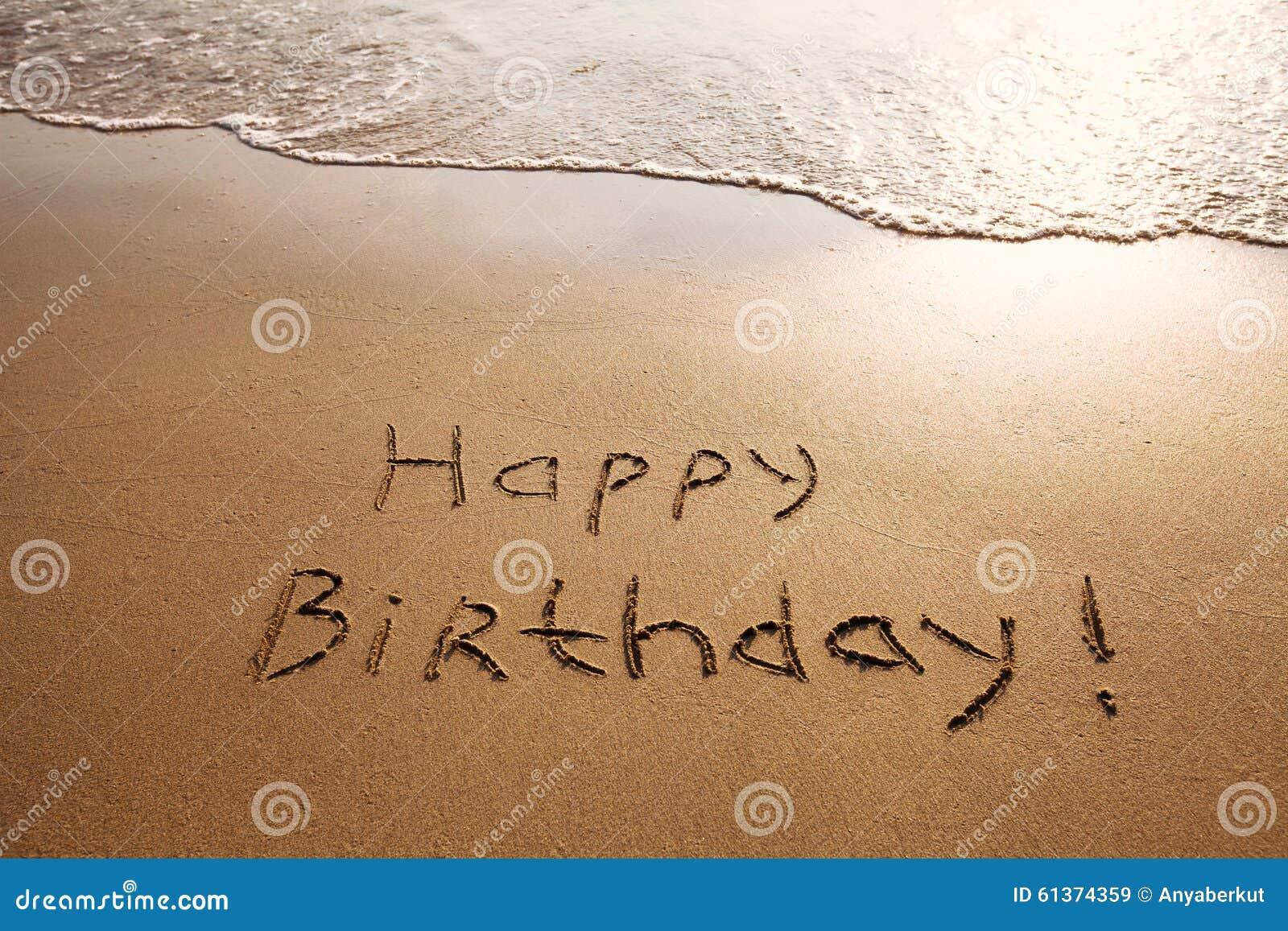 Szczęśliwy urodziny
