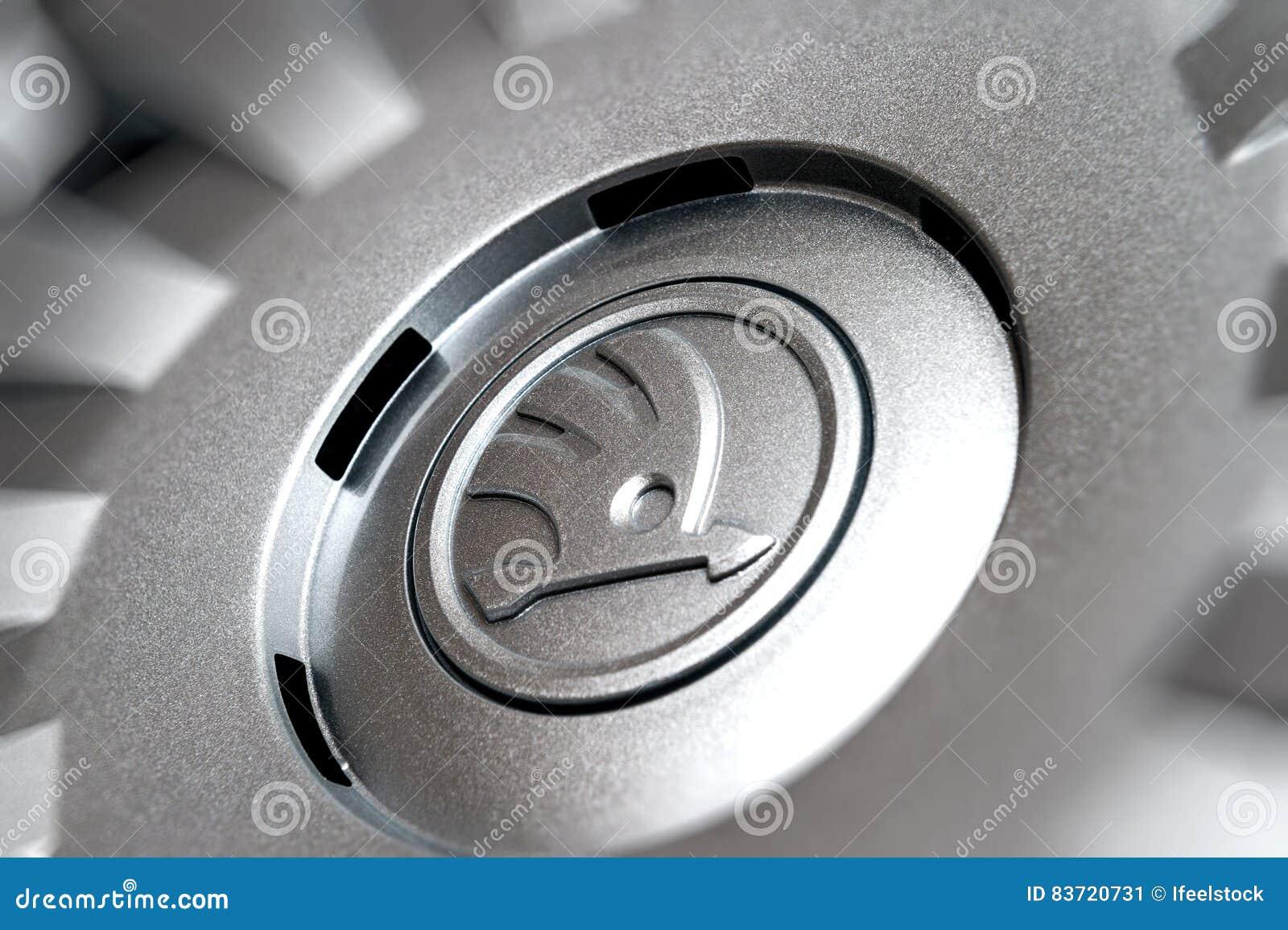 Szczegół hubcap hubcover