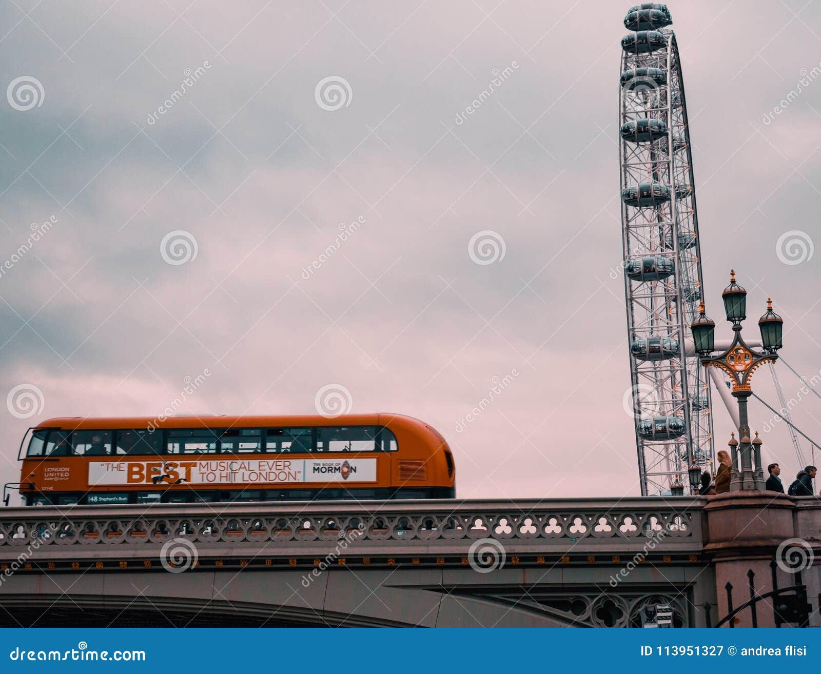 Szczegół Londyński oko - Londyn
