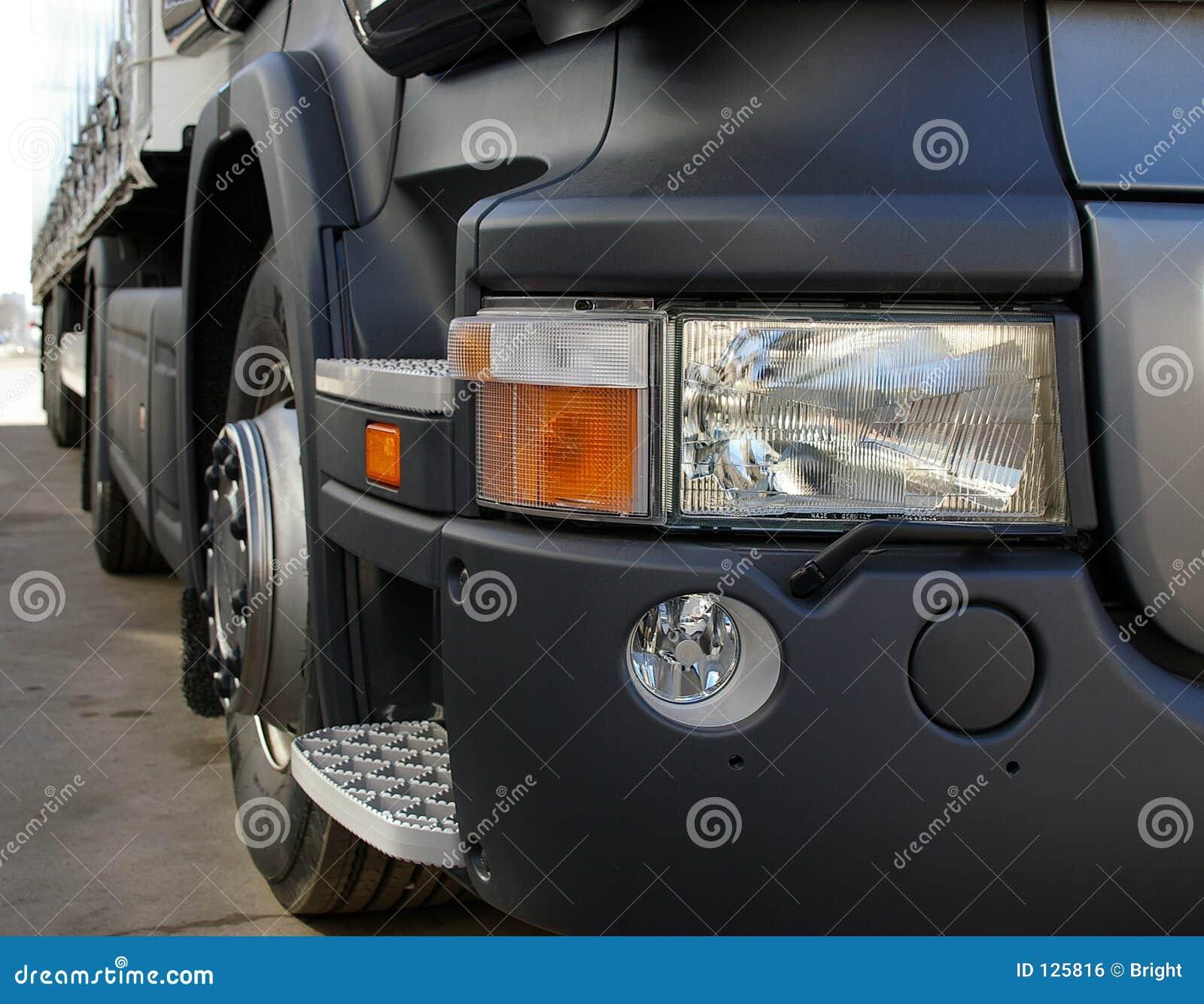 Szczegóły ciężarówka