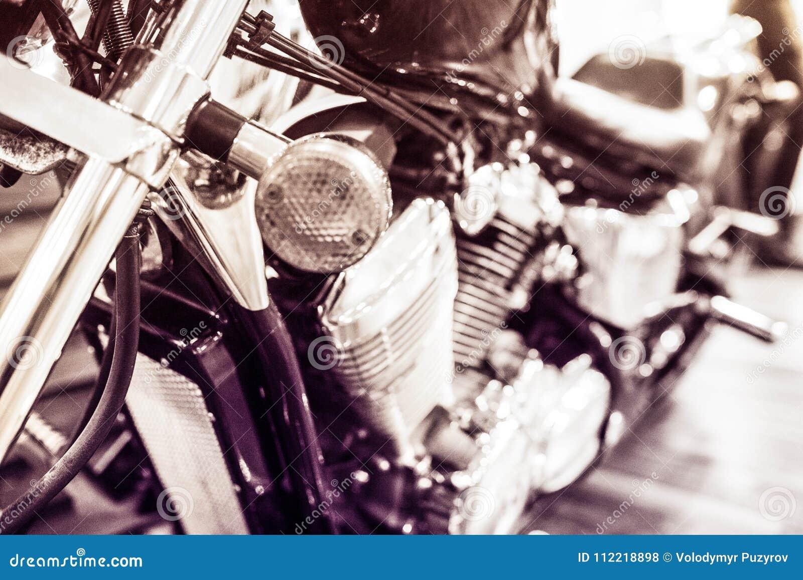 Szczegóły motobike