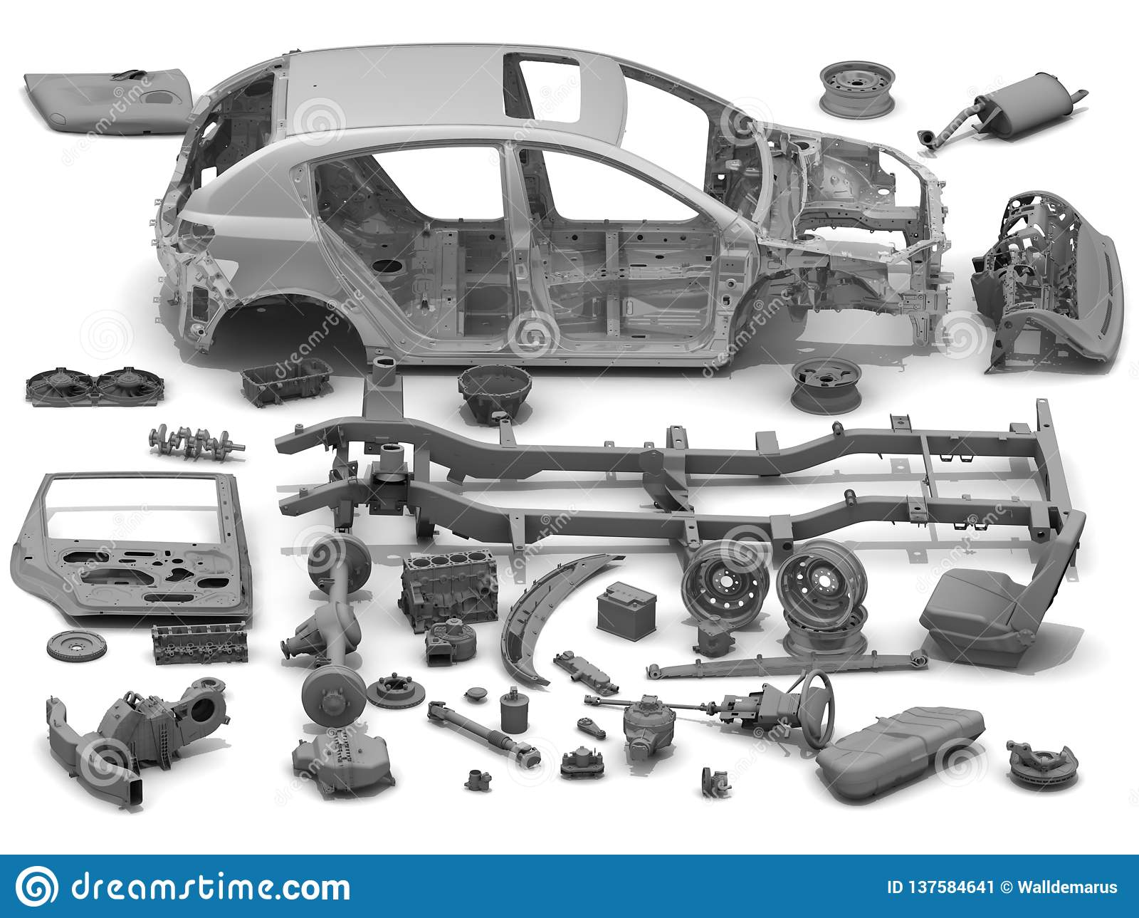 Szczegóły samochód