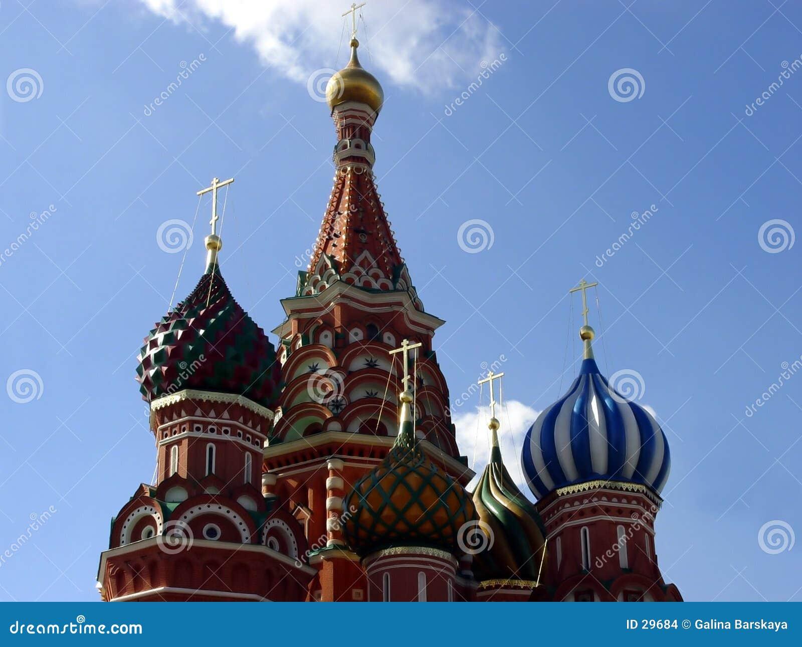 Szczegóły st basil katedry