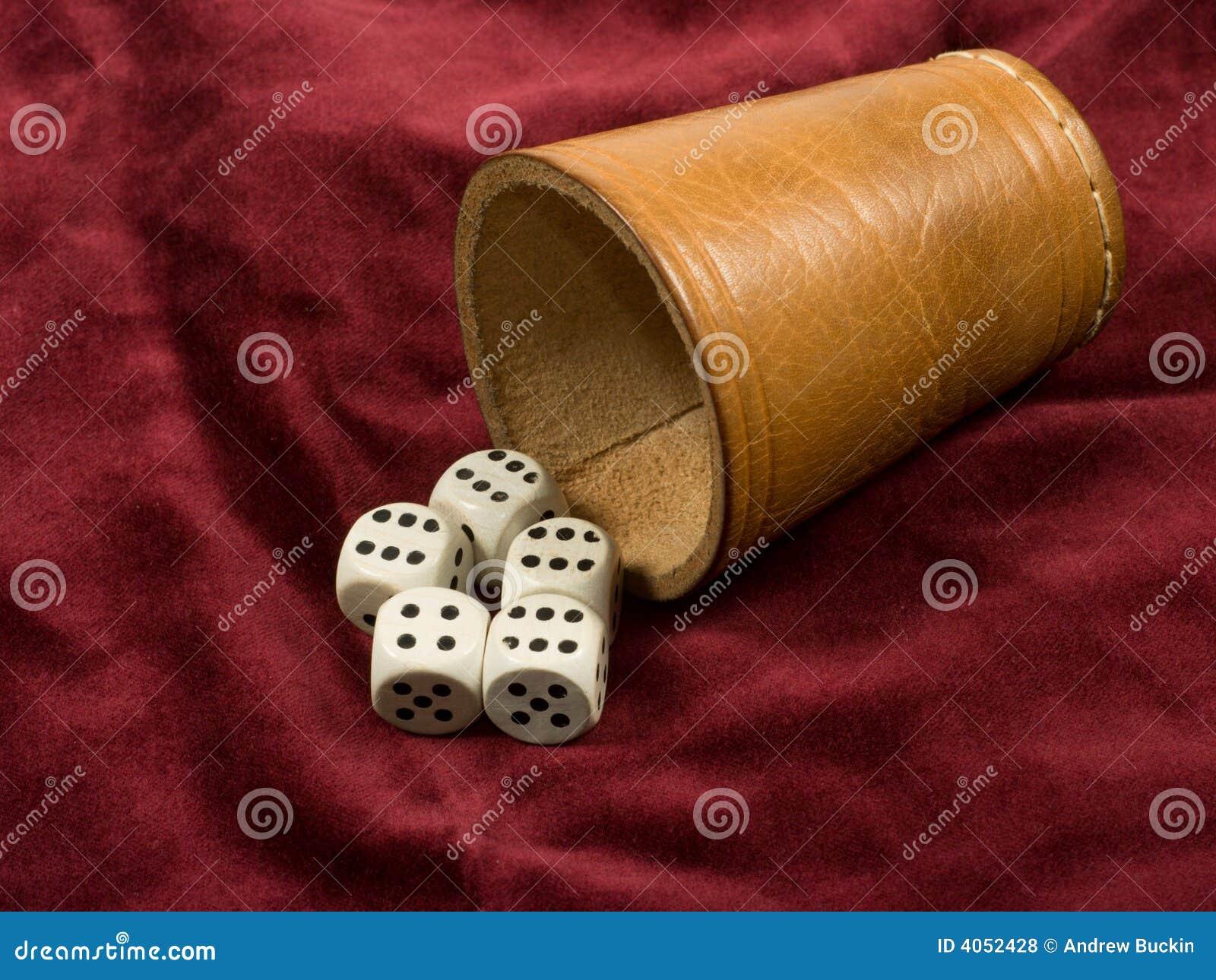 Sześcian hazard gry