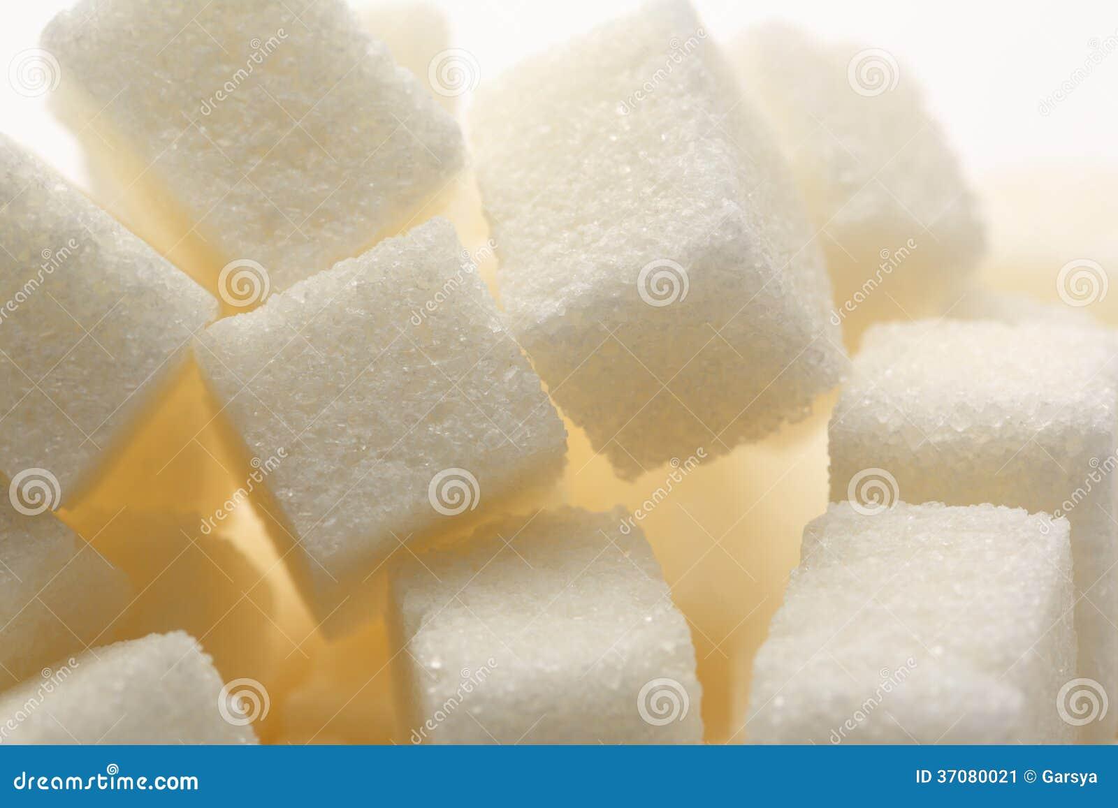 Download Sześciany cukier obraz stock. Obraz złożonej z kopiasty - 37080021