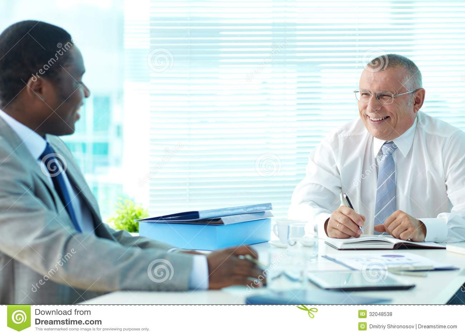 Szef i pracownik