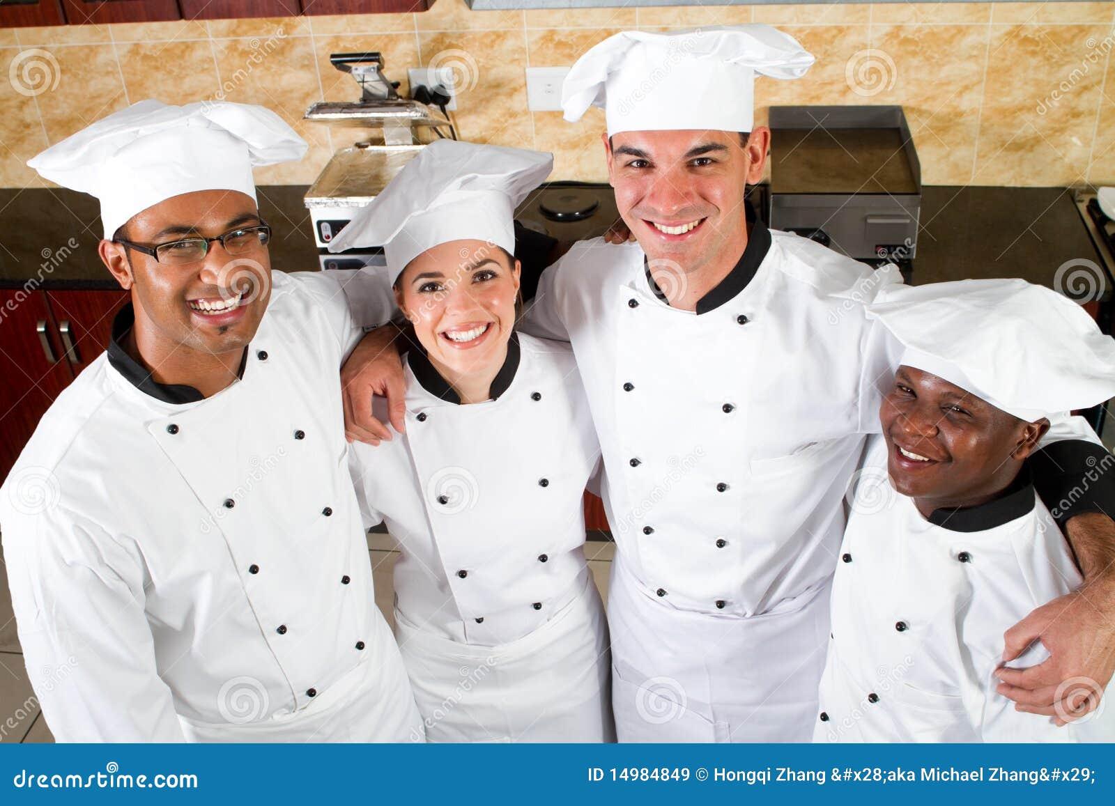 Szef kuchni drużyna