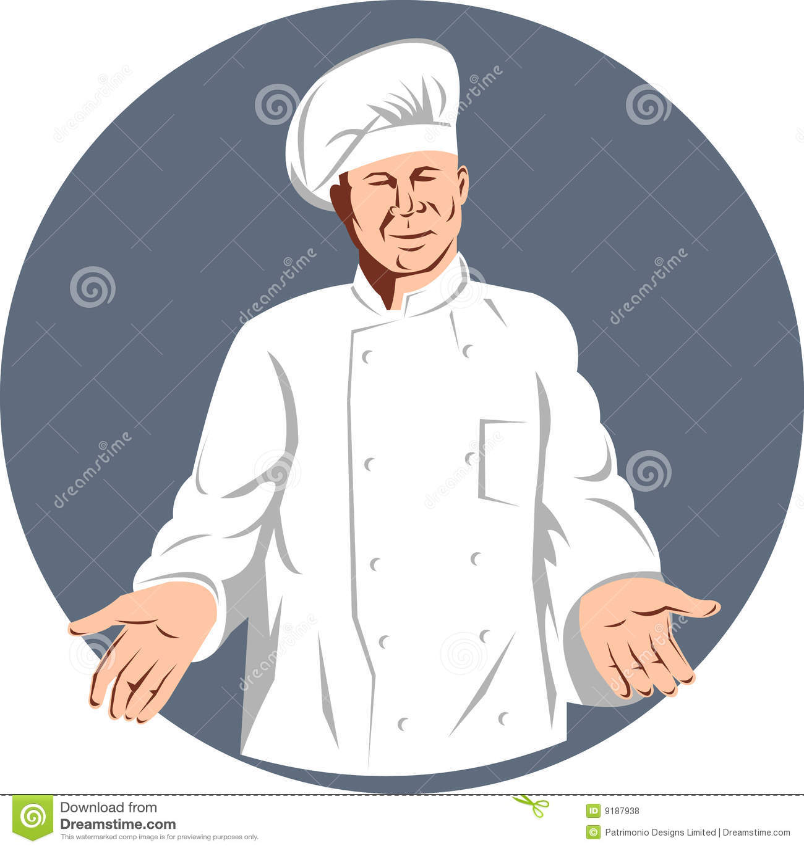 Szef kuchni kucharz