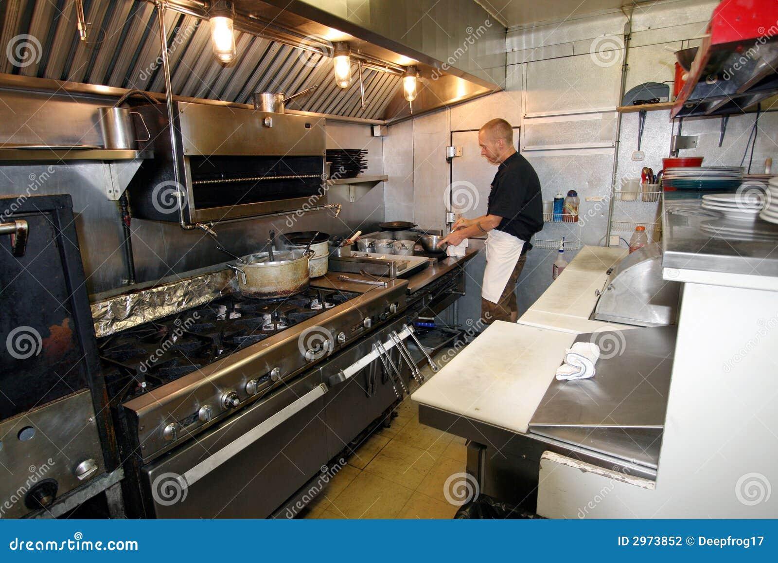 Szef kuchni mała praca